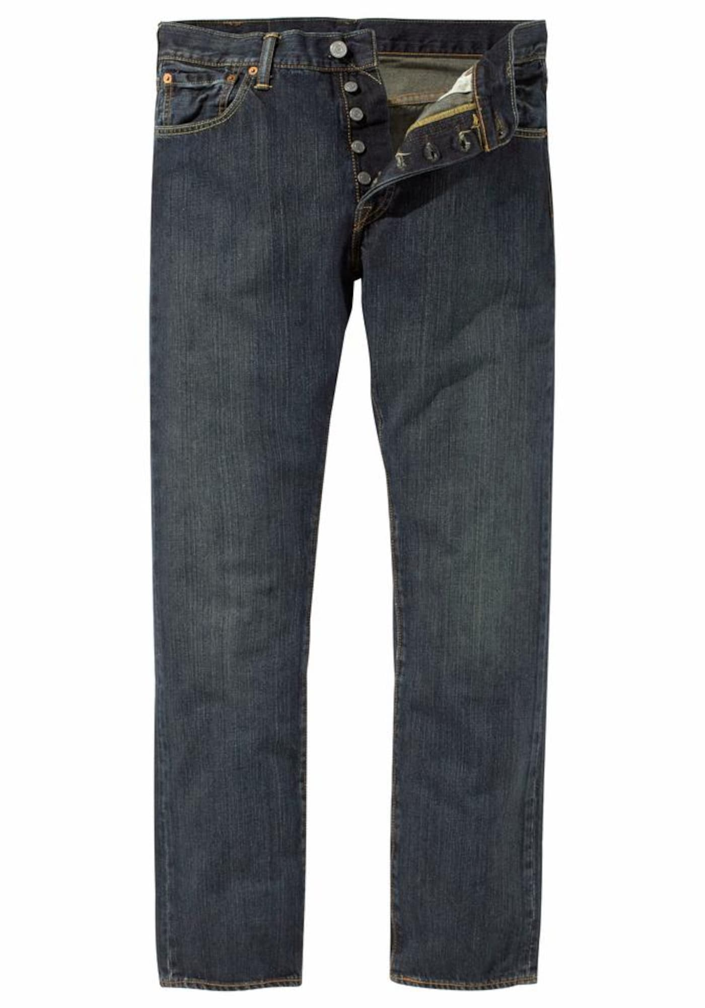LEVI'S Heren Jeans 501® blue denim