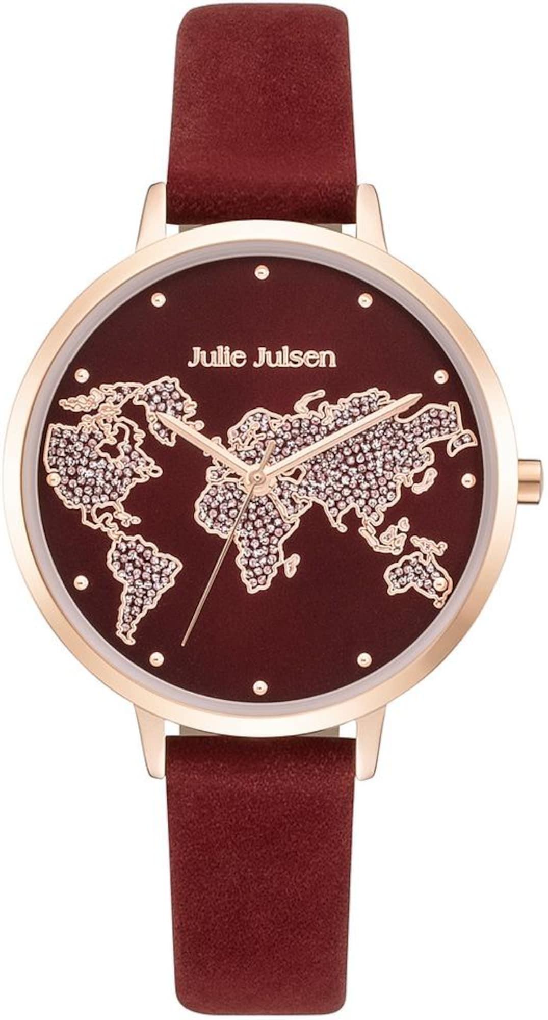 Quarzuhr 'World'   Uhren   Julie Julsen