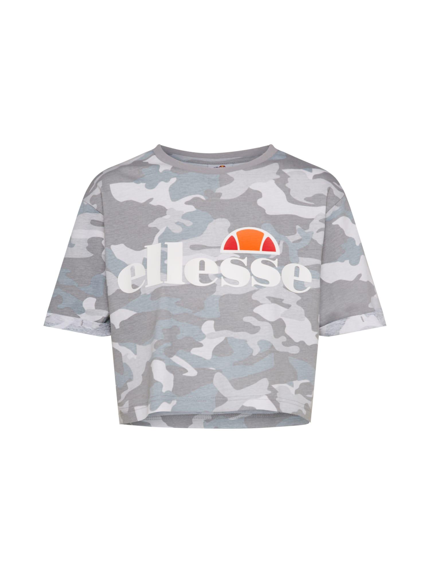 ELLESSE Dames Shirt Alberta grijs