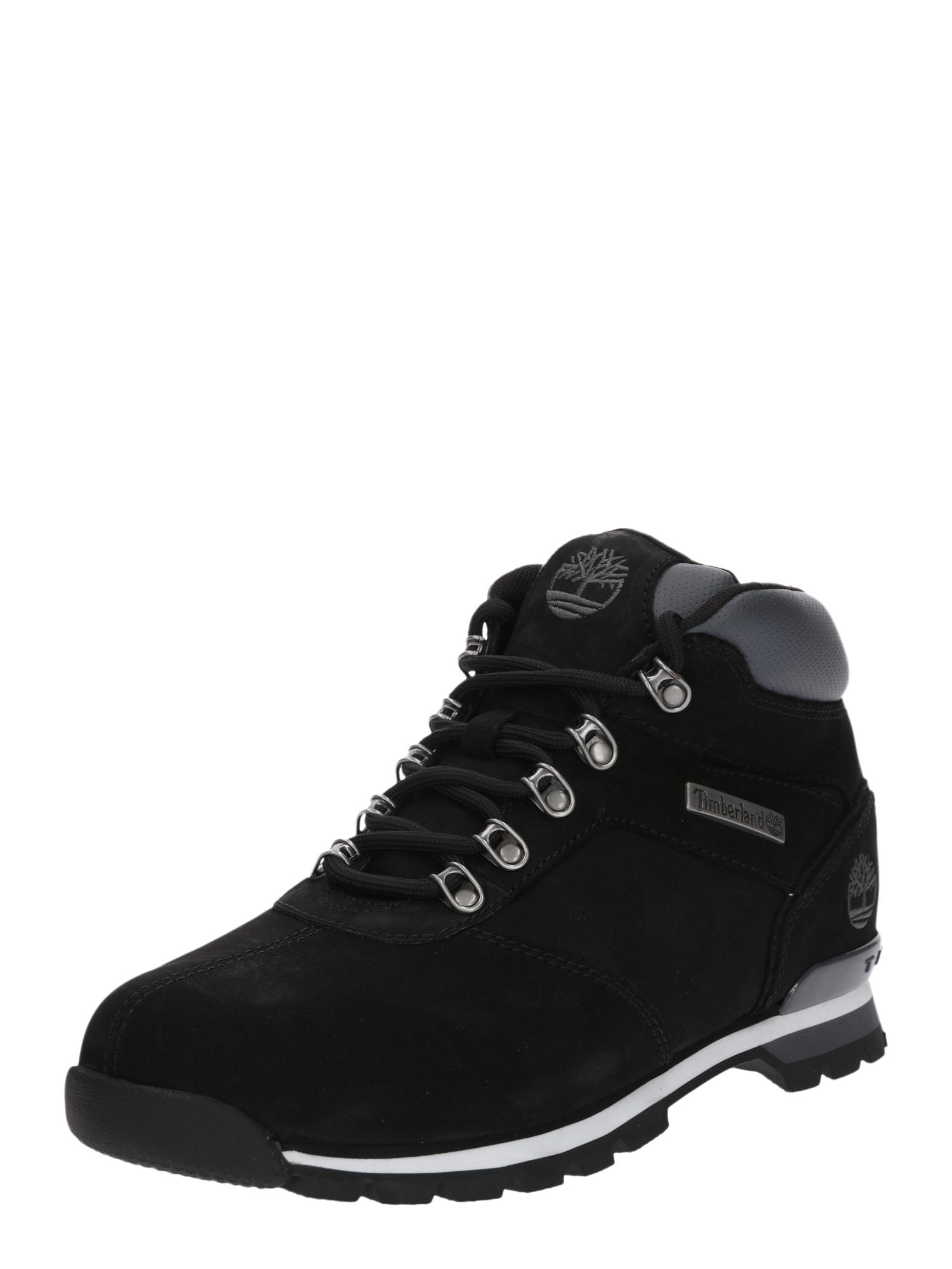 Šněrovací boty Splitrock 2 černá TIMBERLAND