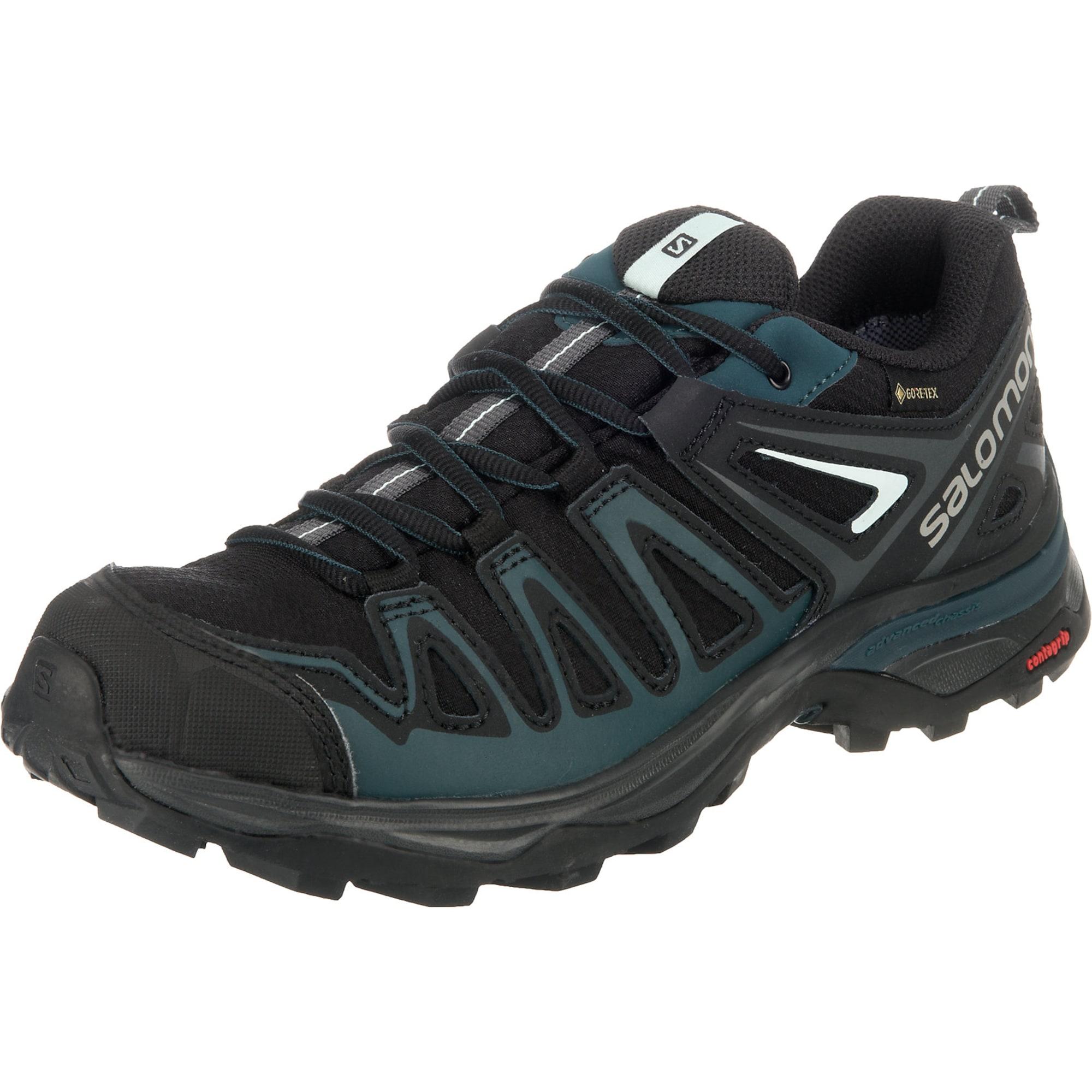 Trekkingschuhe 'X Ultra 3 Prime' | Schuhe > Outdoorschuhe | Schwarz | SALOMON