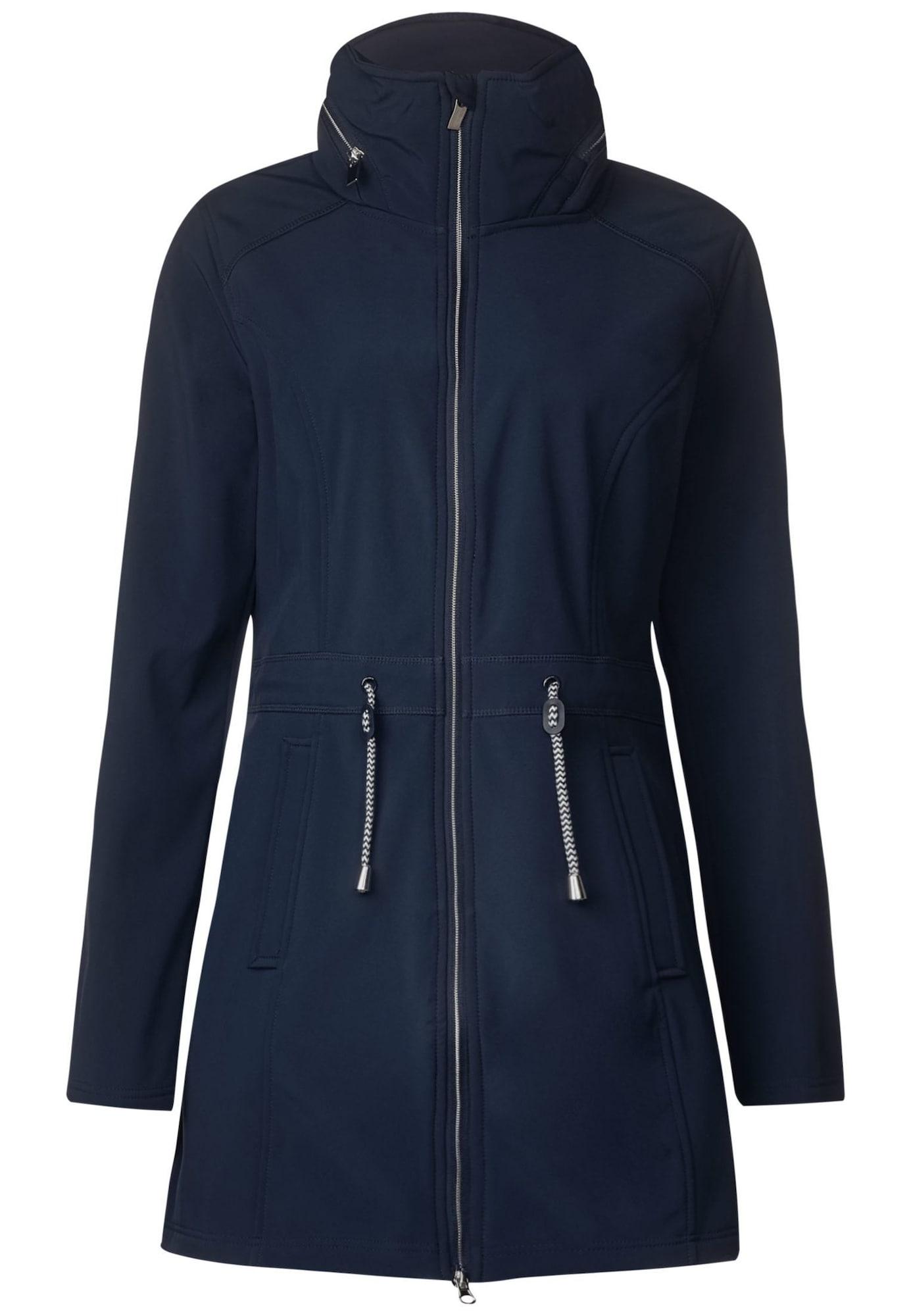 Přechodný kabát noční modrá STREET ONE