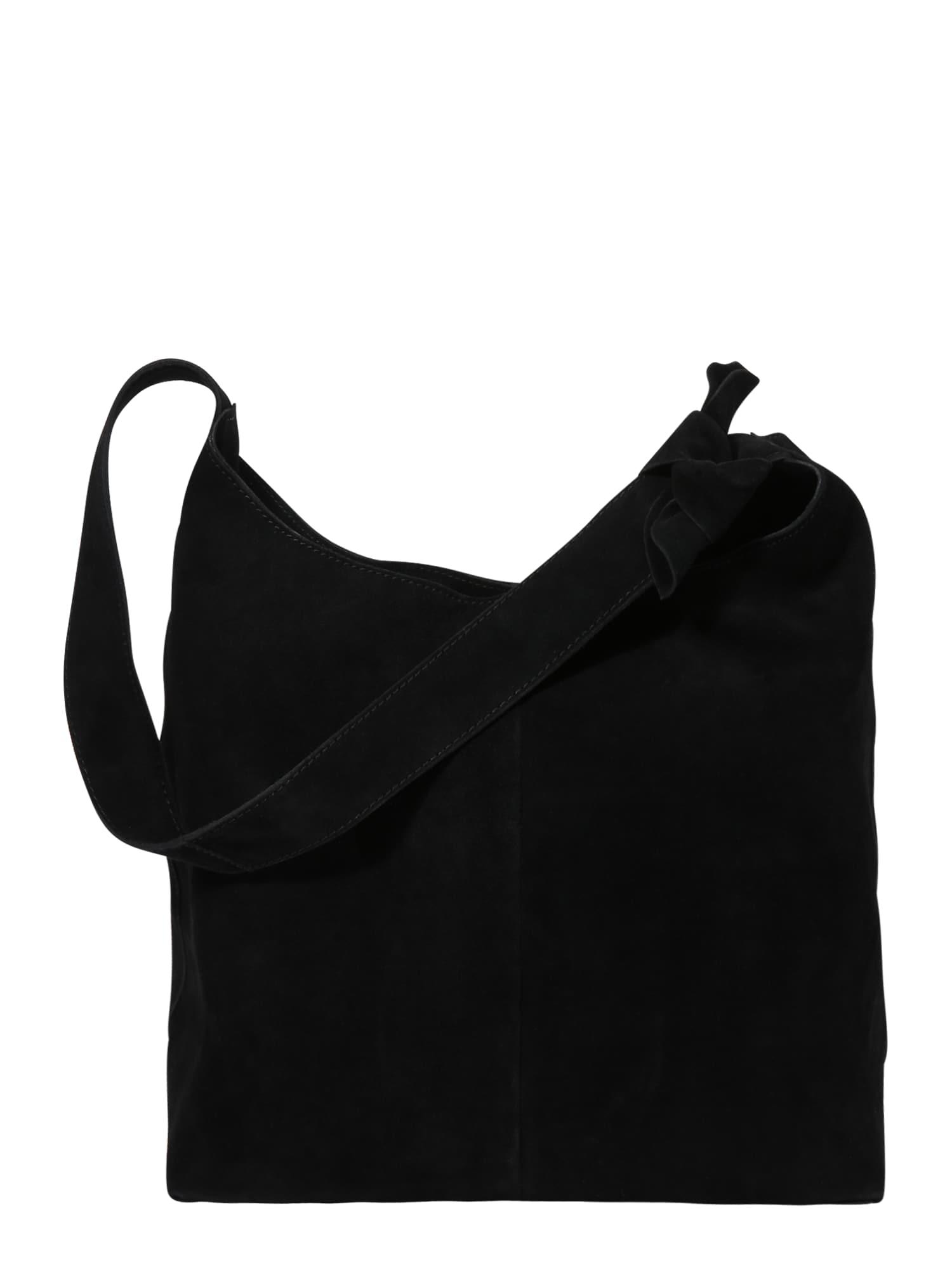 Taška přes rameno CADY černá Mint&berry