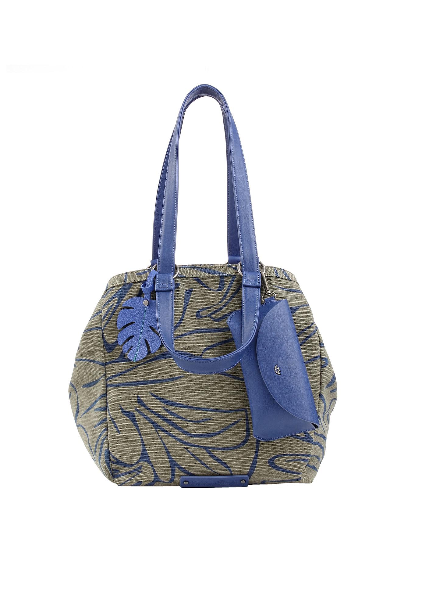 Nákupní taška Venny modrá šedá Fritzi Aus Preußen