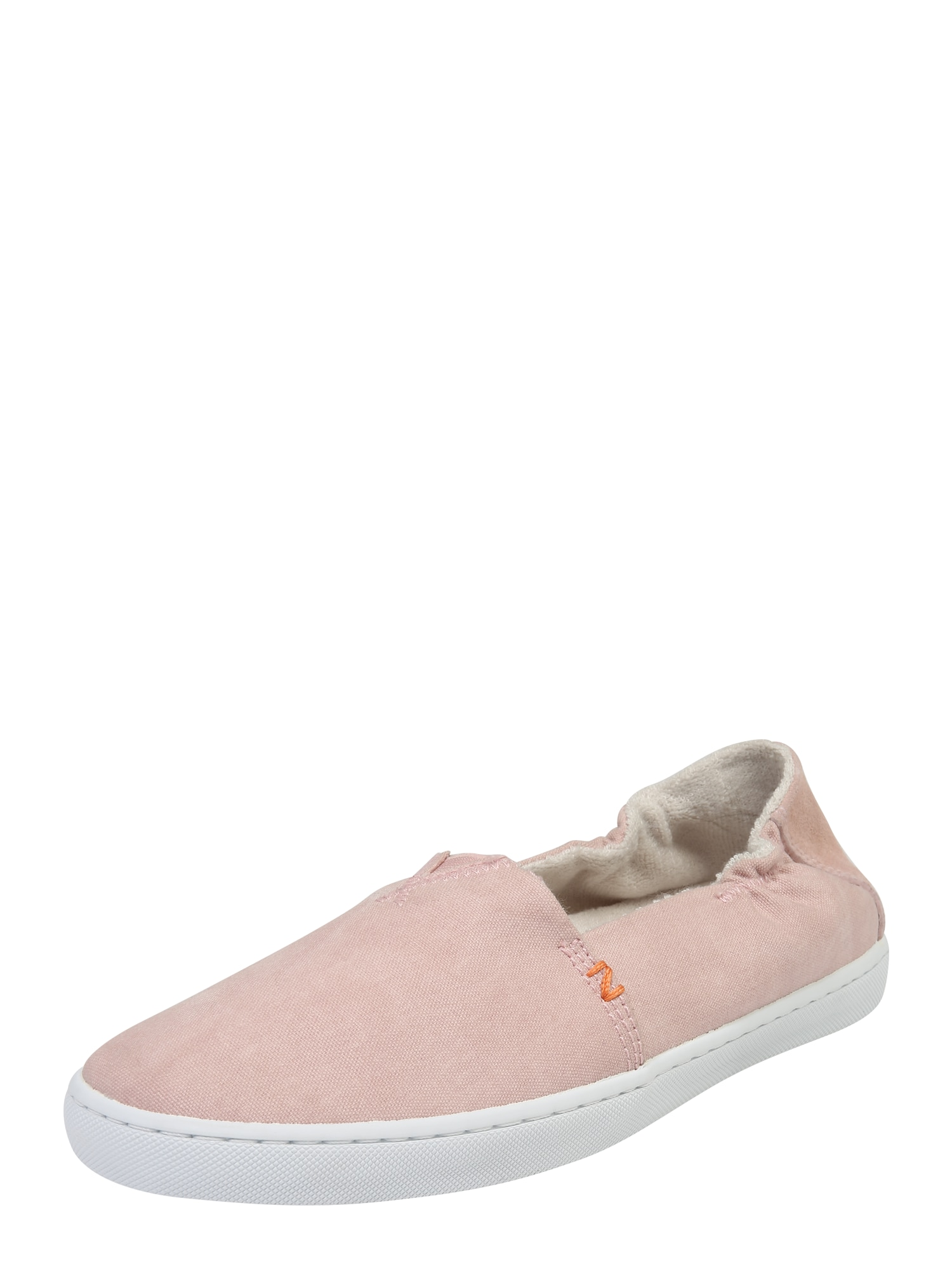 Slip on boty Fuji růžová HUB