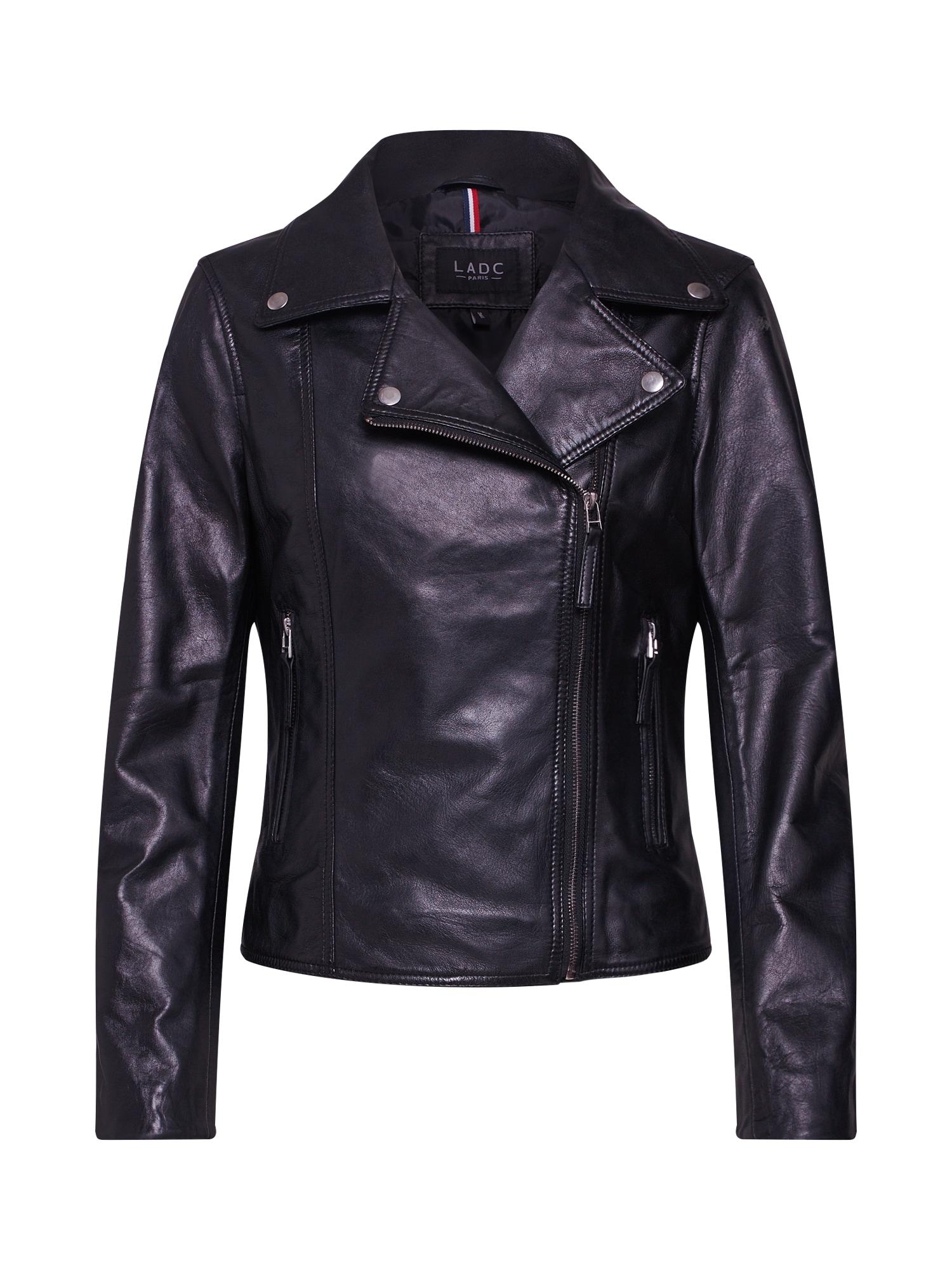 Přechodná bunda Morgane černá #LADC
