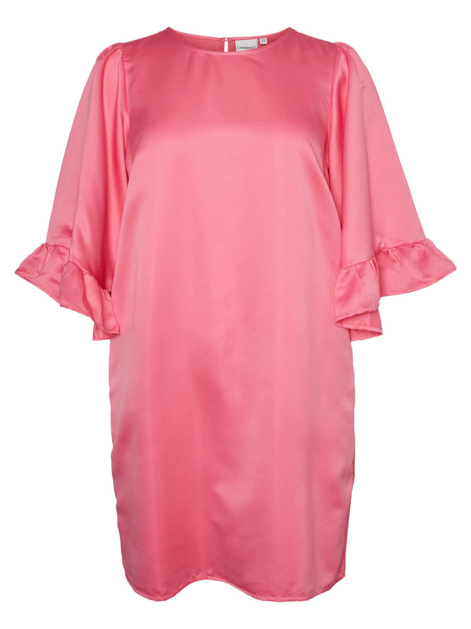 Koktejlové šaty pink Junarose