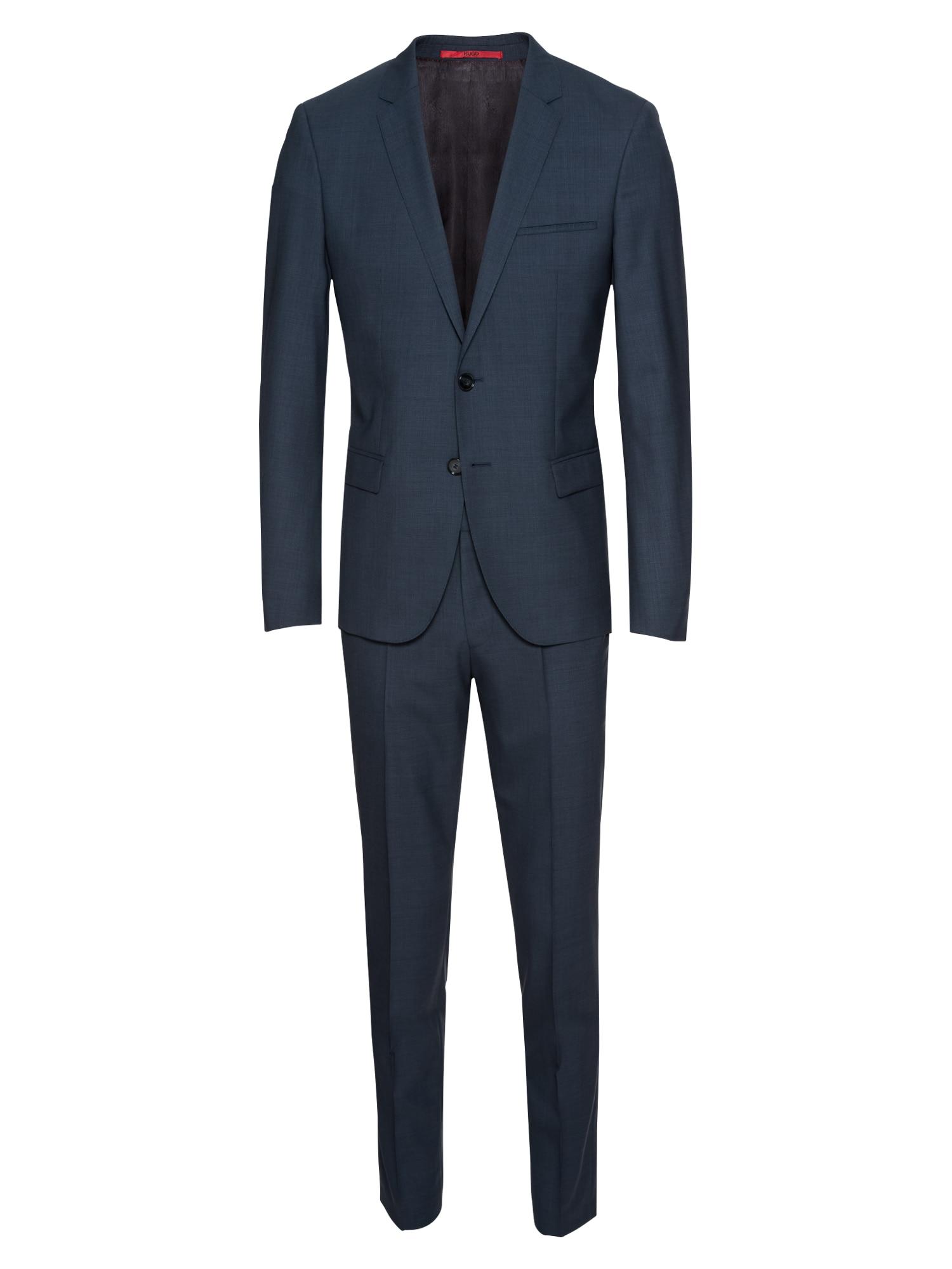 Oblek ArtiHesten182 10207492 01 námořnická modř HUGO
