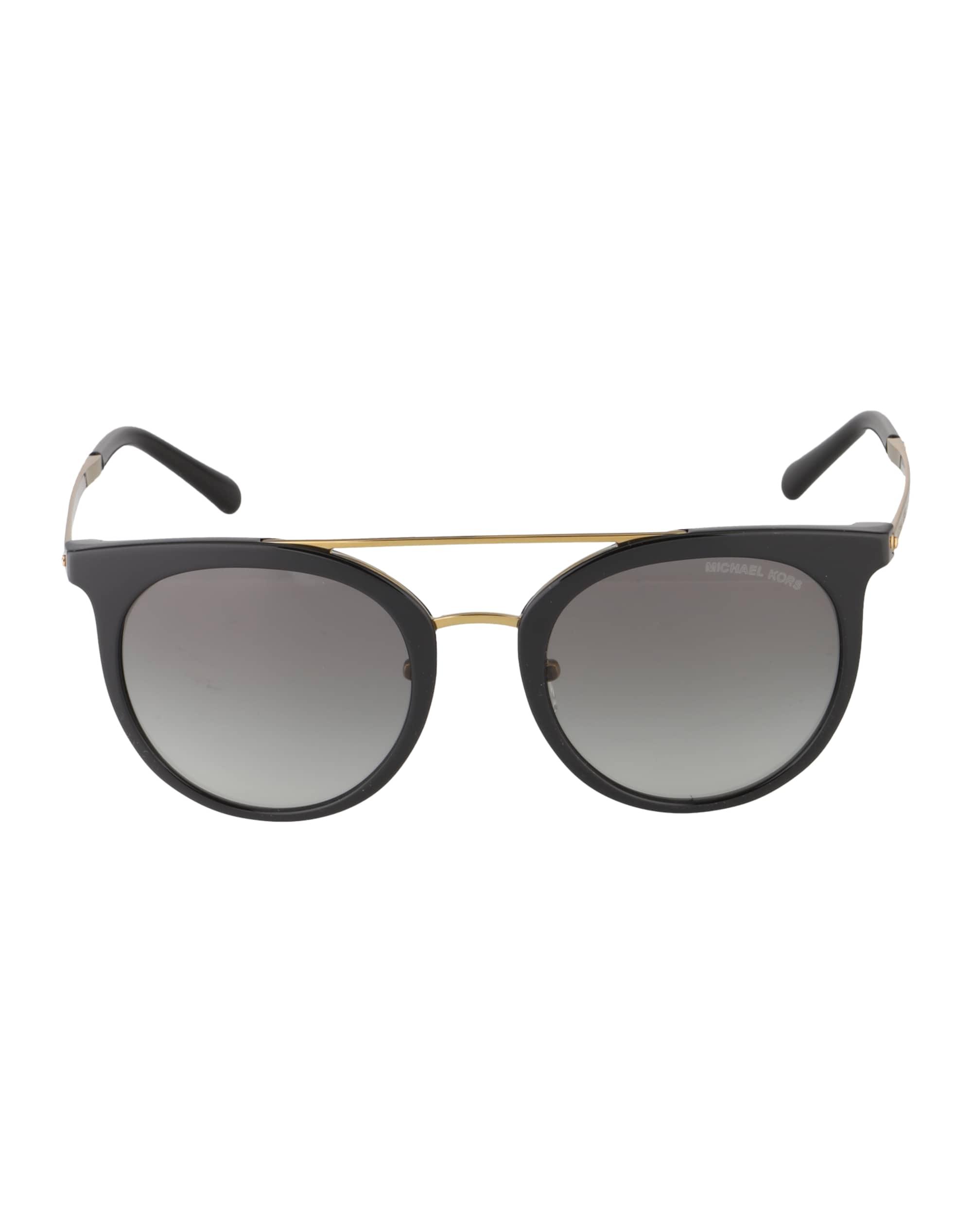 Michael Kors Okulary przeciwsłoneczne 'Ila'  szary / czarny