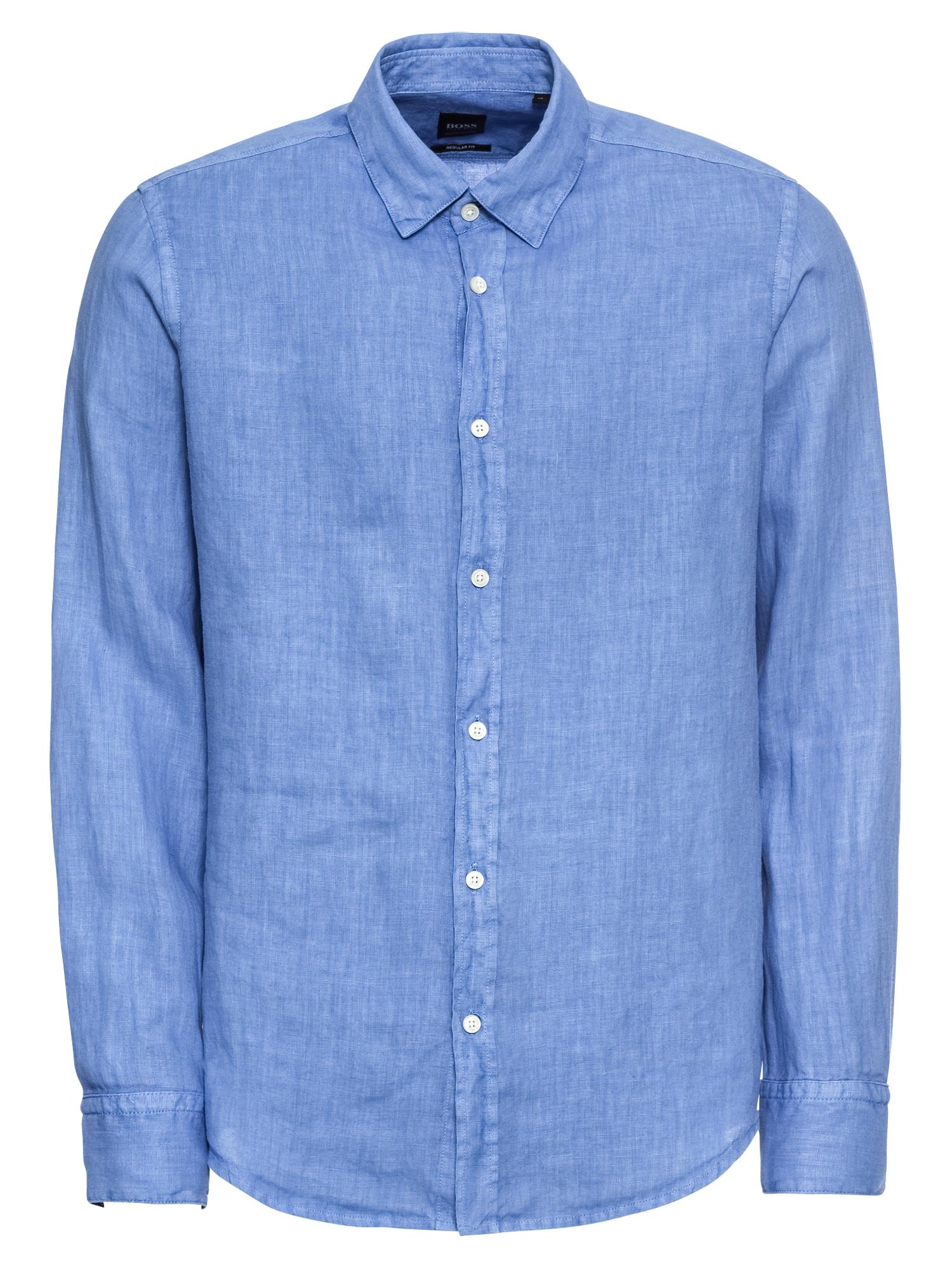 Košile Relegant_1 10169252 01 nebeská modř BOSS