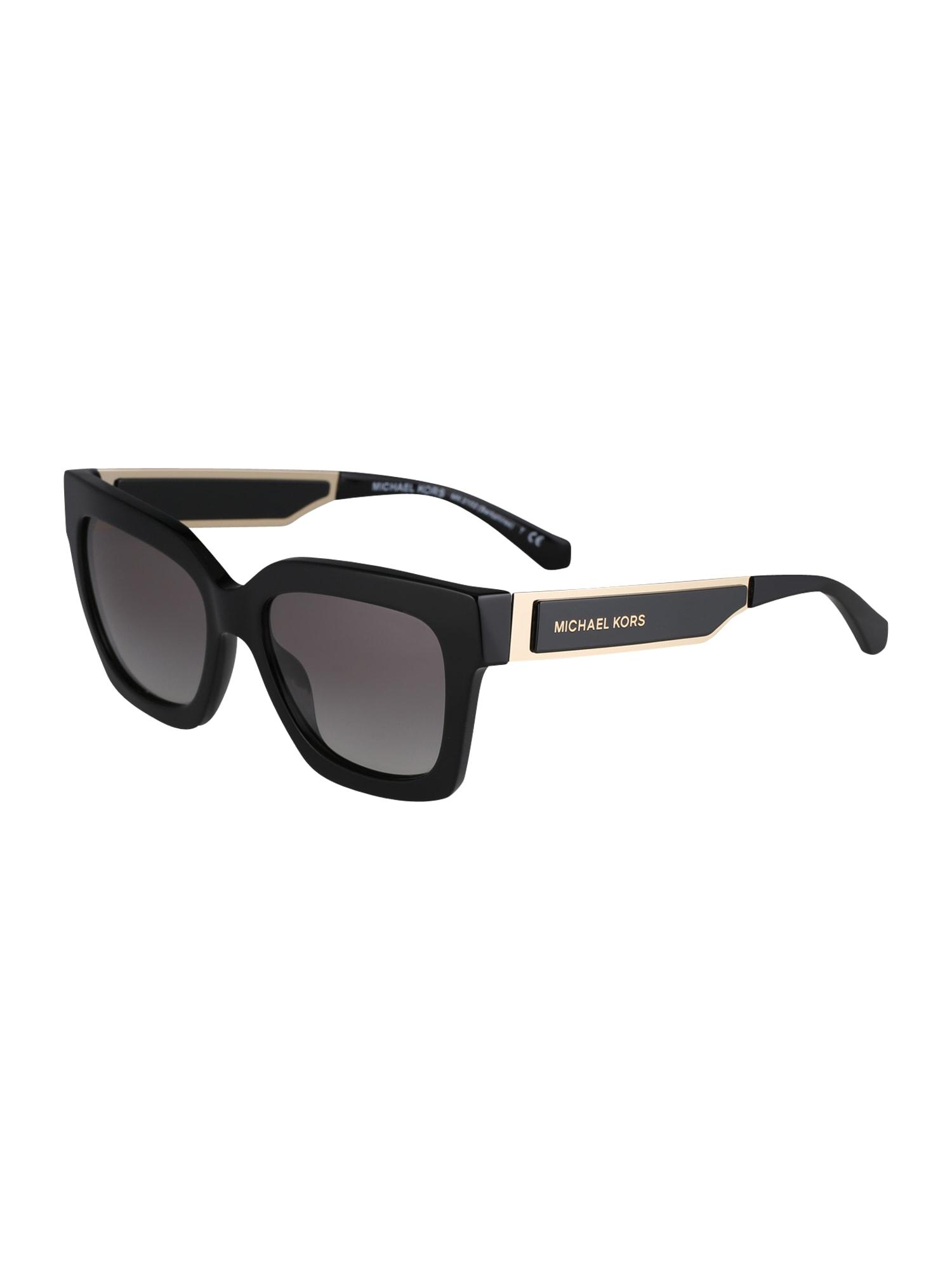 Sluneční brýle BERKSHIRES černá Michael Kors
