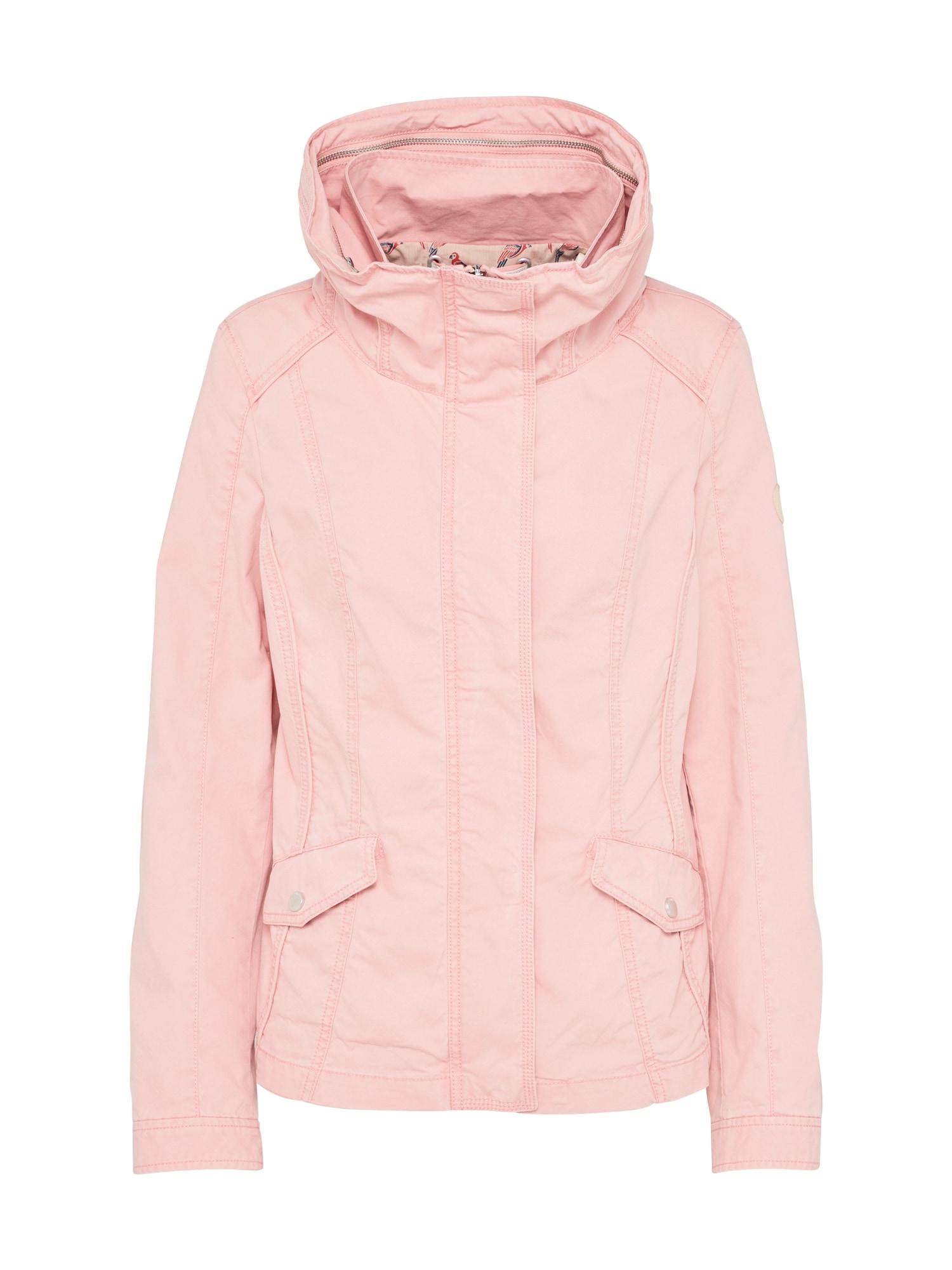 Přechodná bunda onlDORIS růžová ONLY