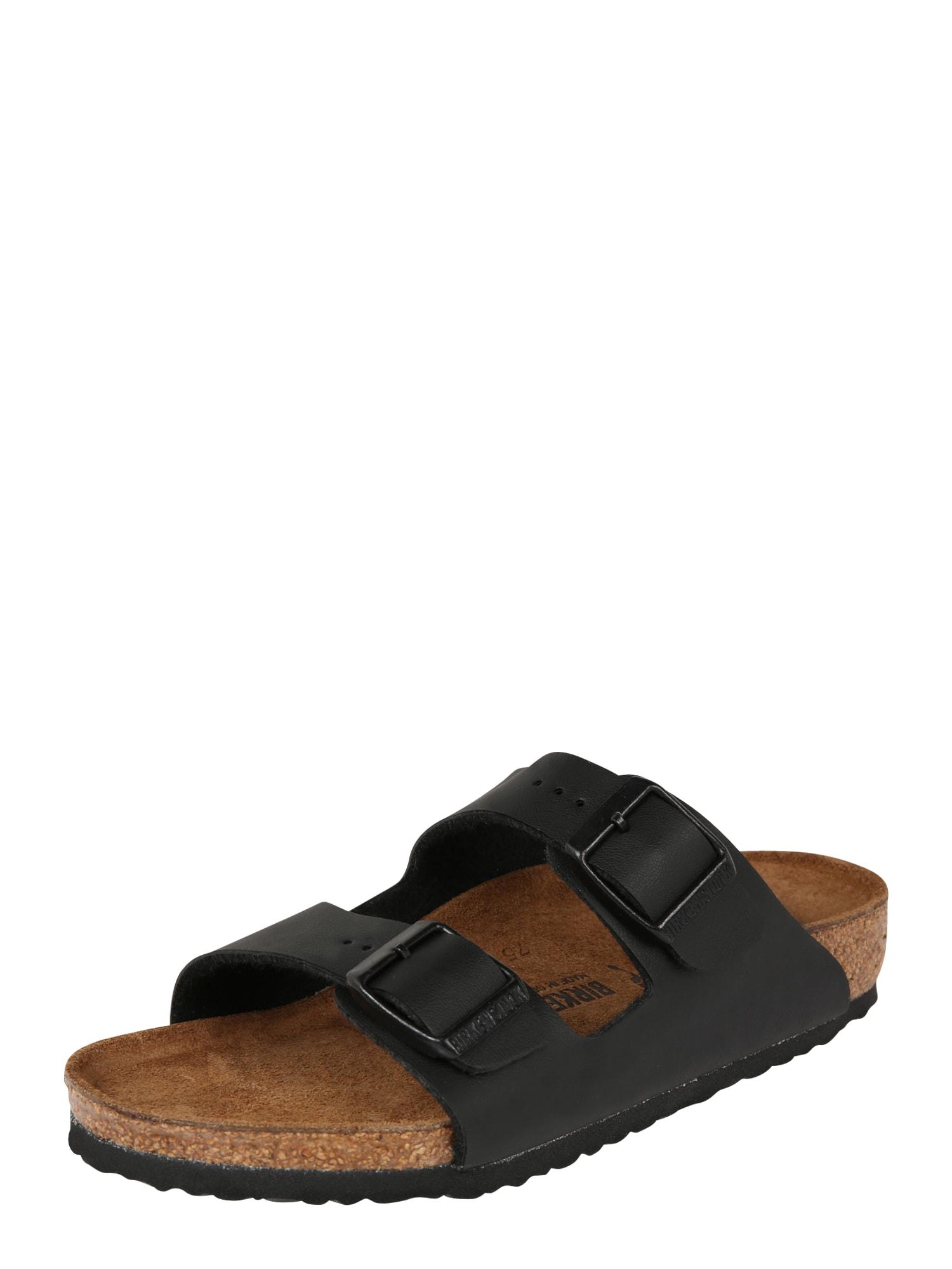 Otevřená obuv Arizona BF černá BIRKENSTOCK