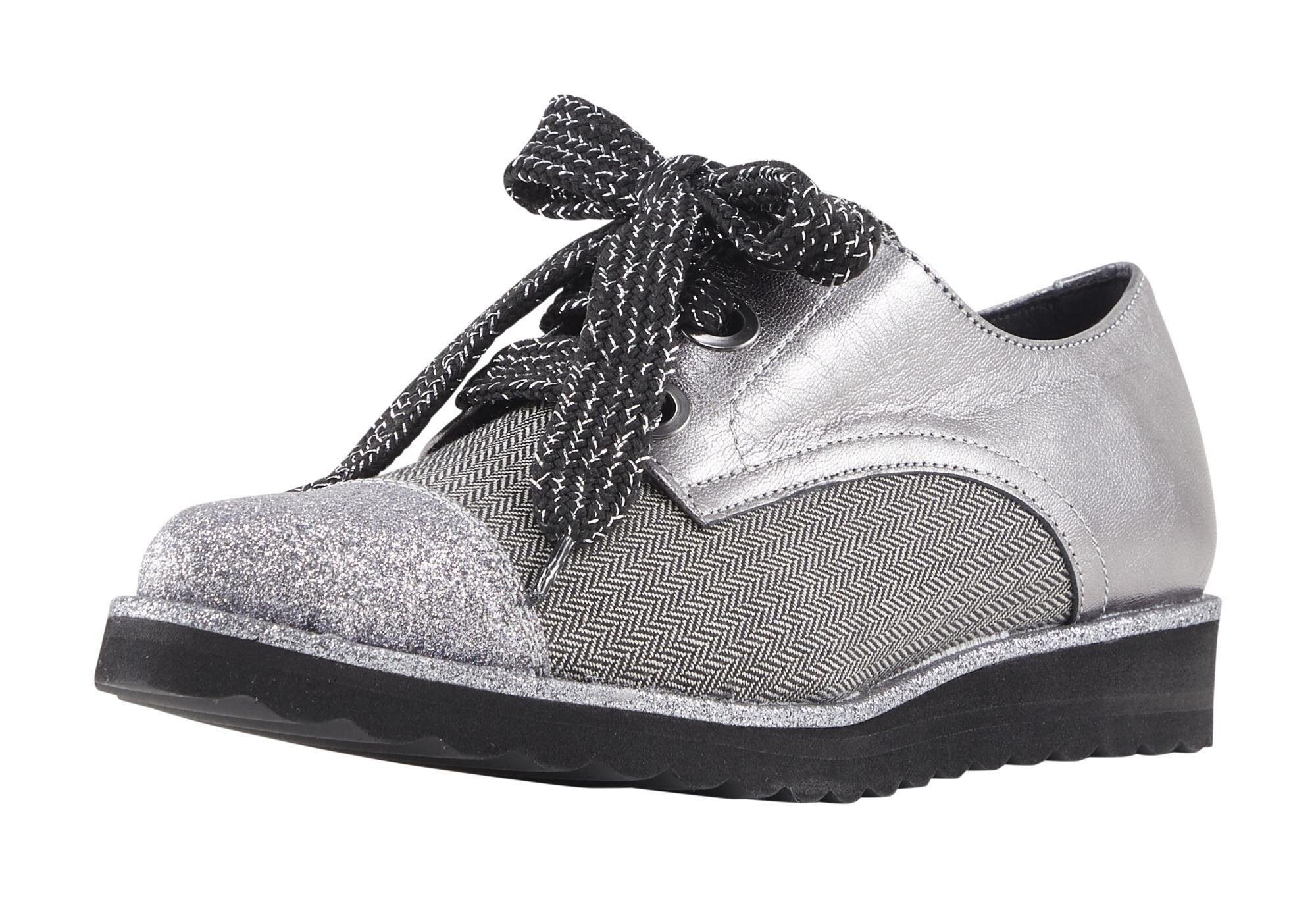 Schnürer | Schuhe > Schnürschuhe | Grau | heine