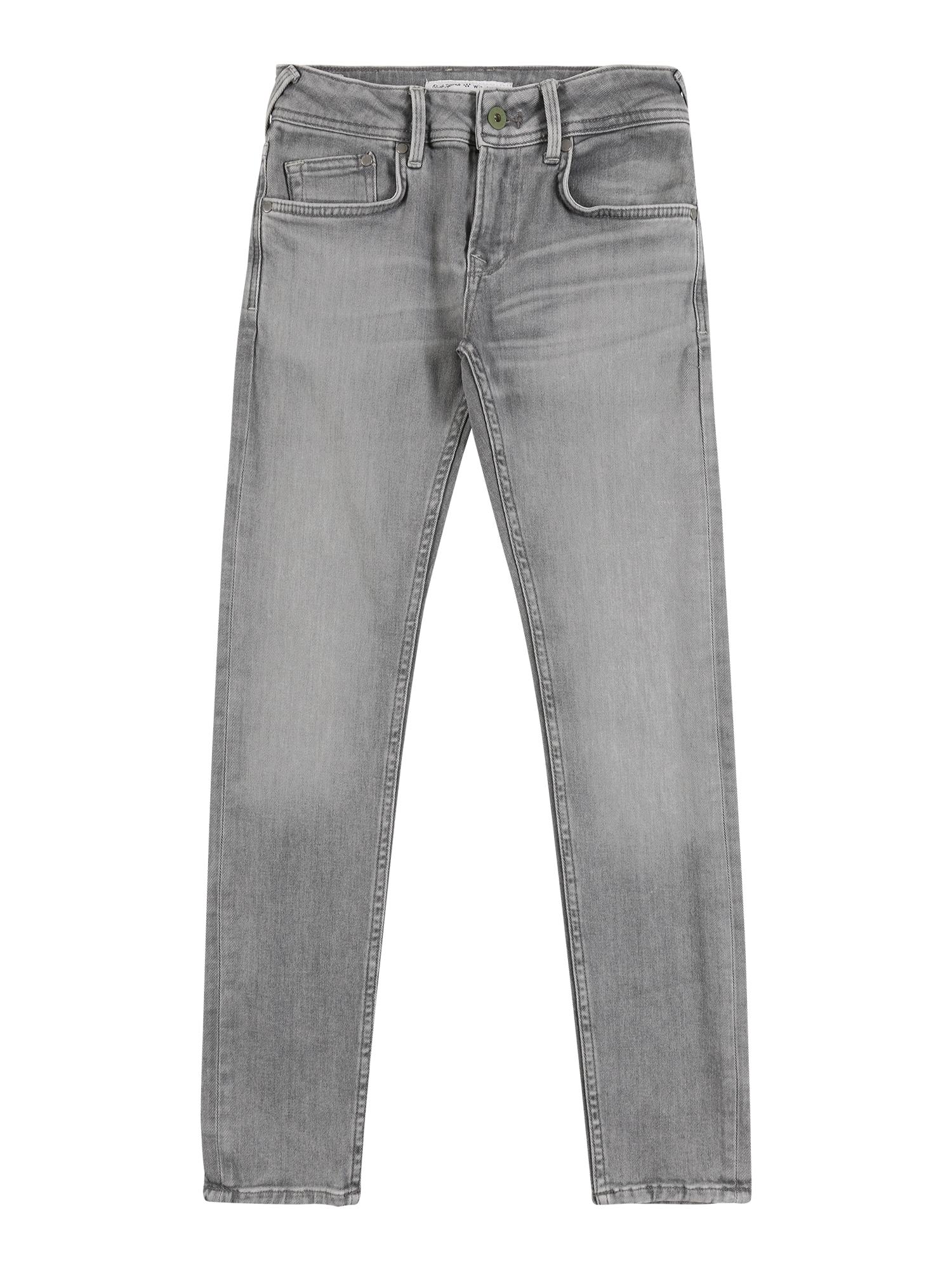 Pepe Jeans Džíny 'FINLY'  šedá