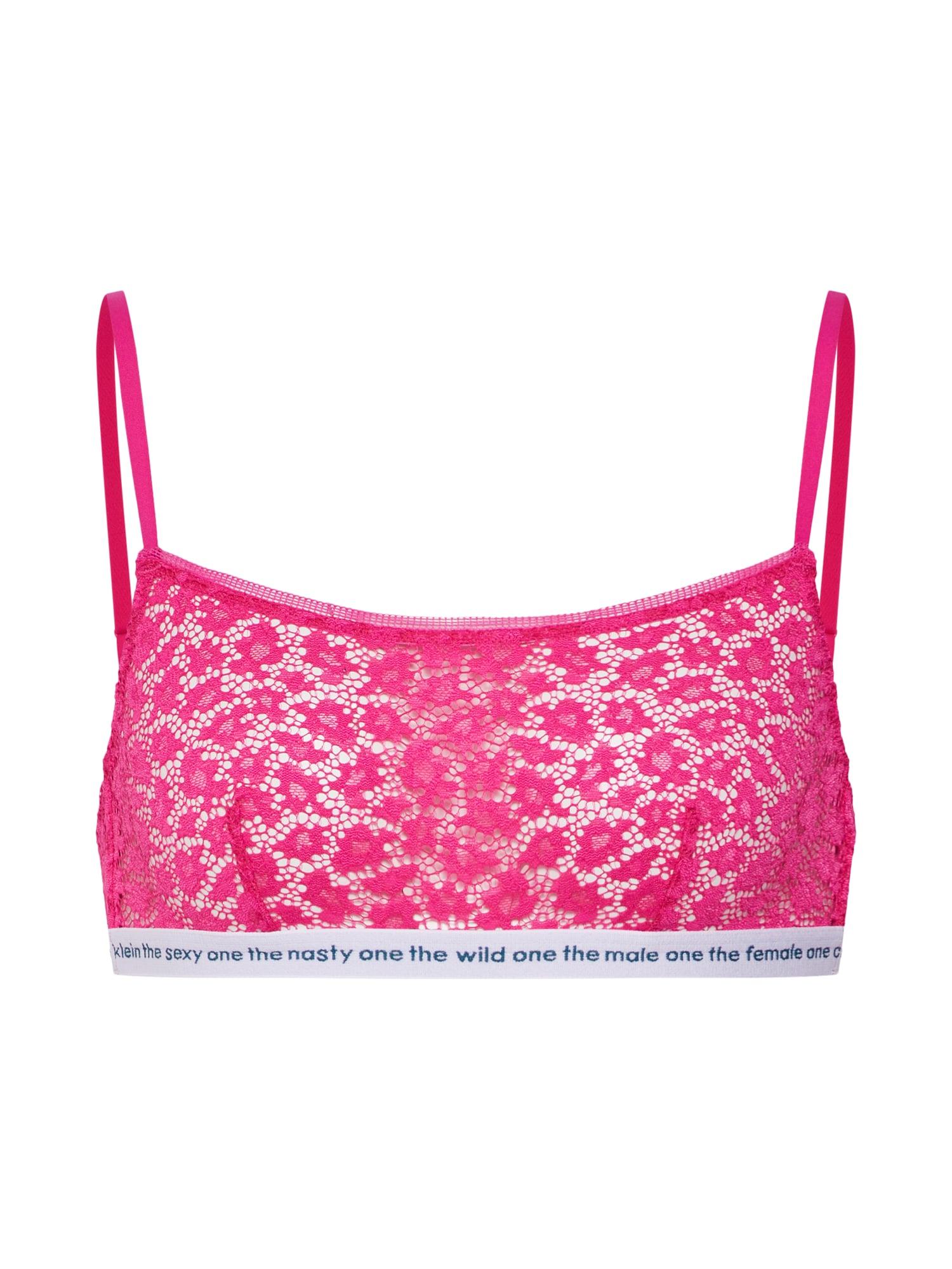 Podprsenka 000QF5197E pink Calvin Klein Underwear