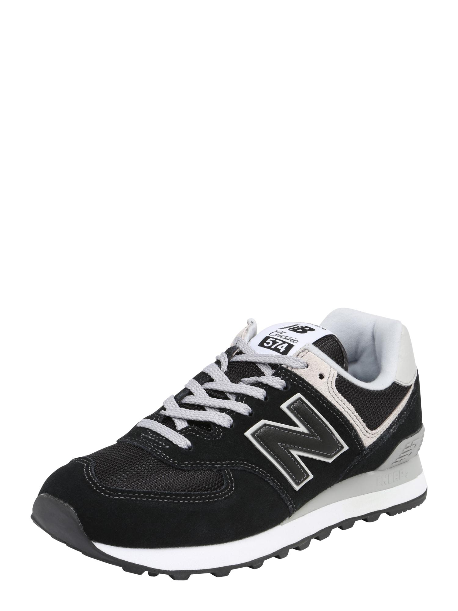 Tenisky ML574 světle šedá černá New Balance