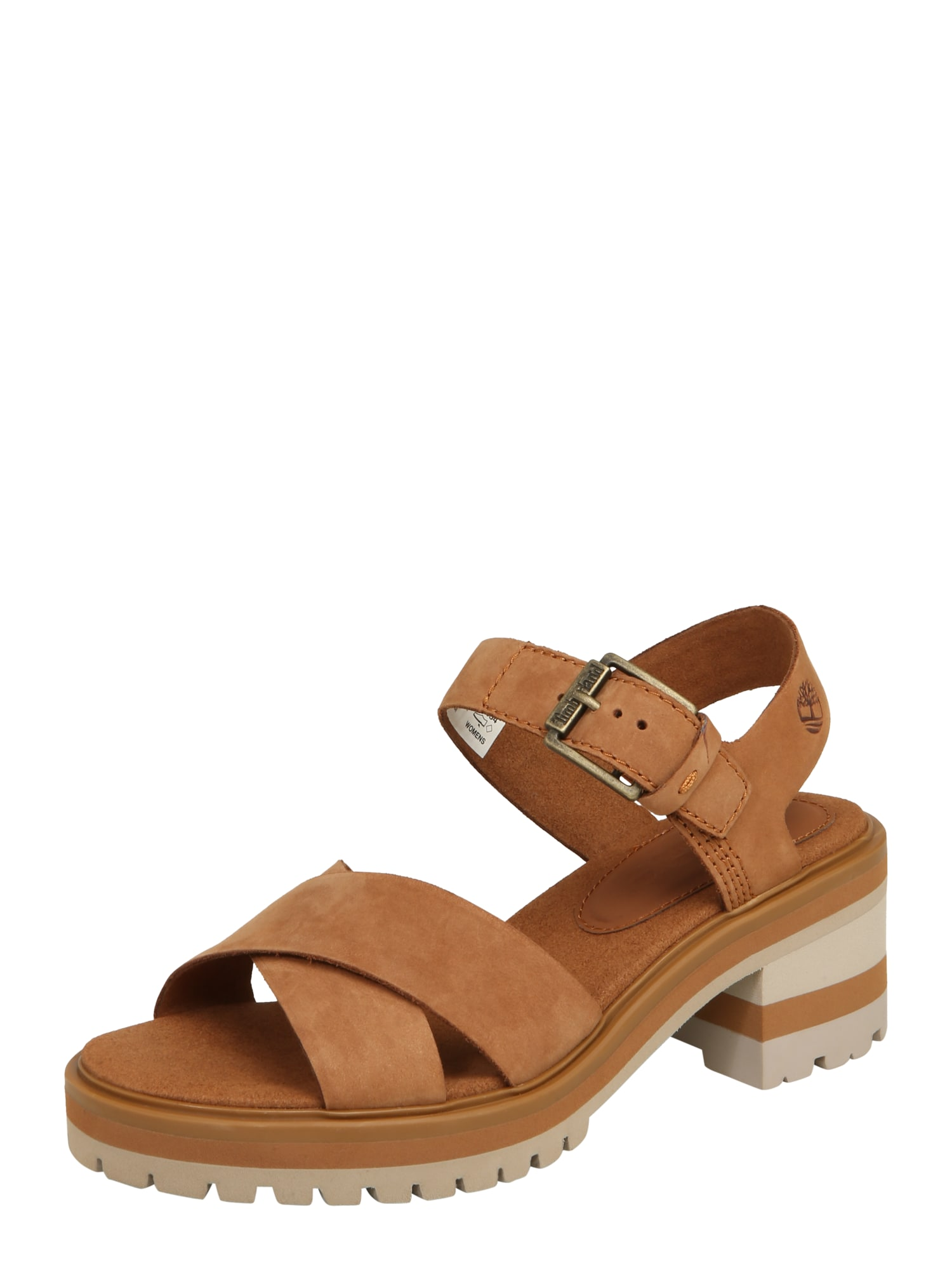 Páskové sandály Violet Marsh hnědá TIMBERLAND