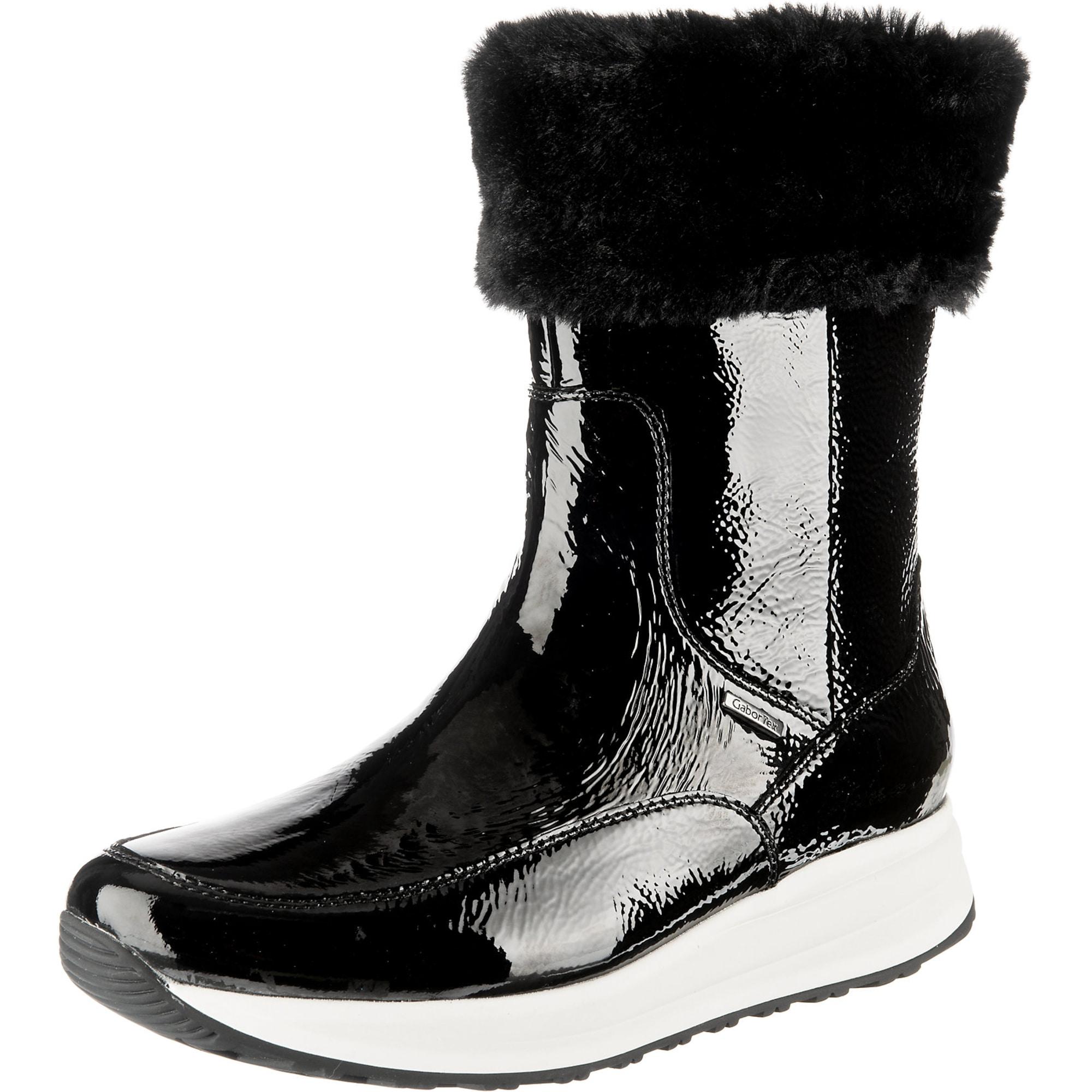 Winterstiefel | Schuhe > Stiefel > Winterstiefel | Schwarz | Gabor