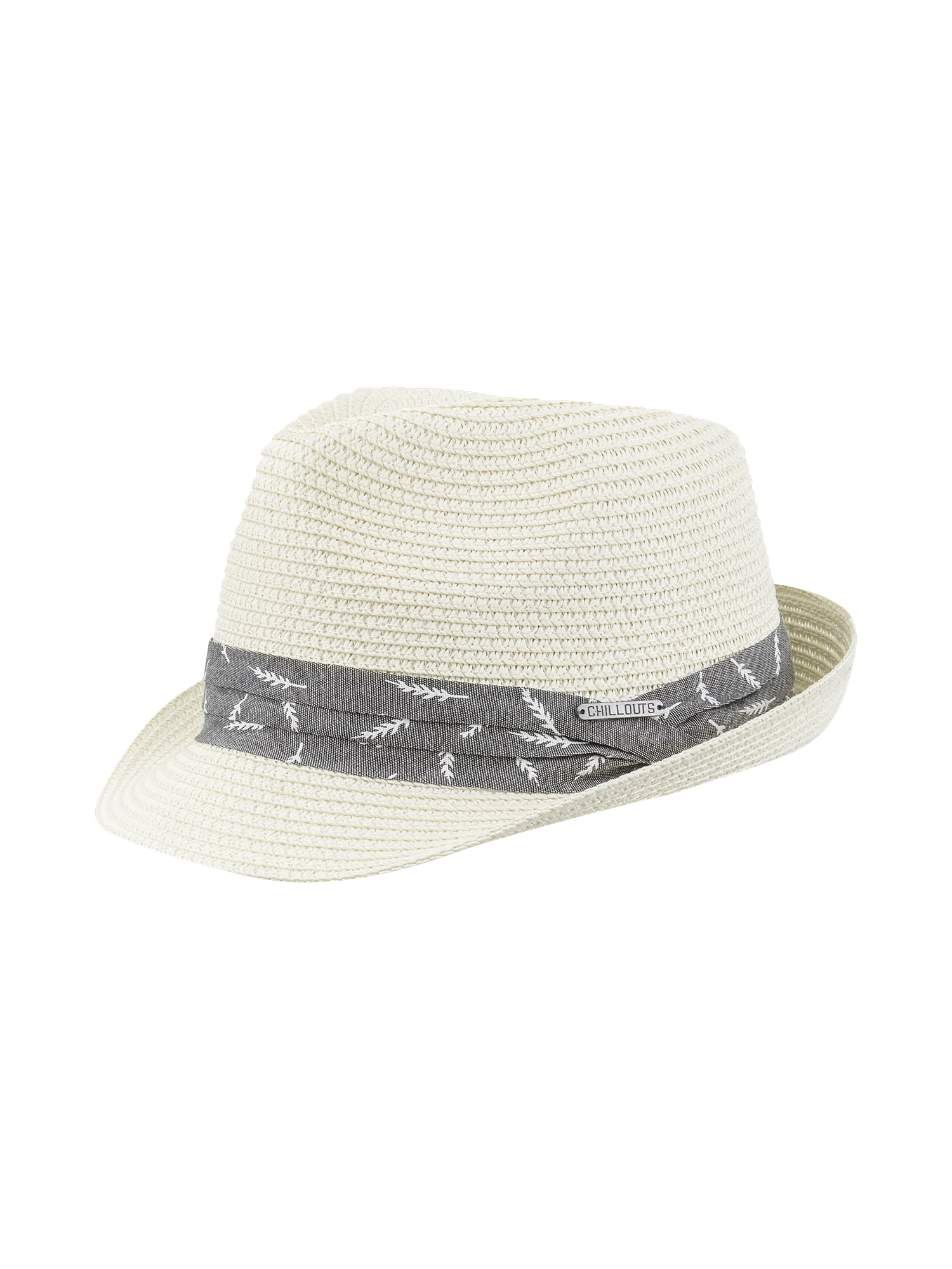 Chillouts, Dames Hoed 'Derry', offwhite