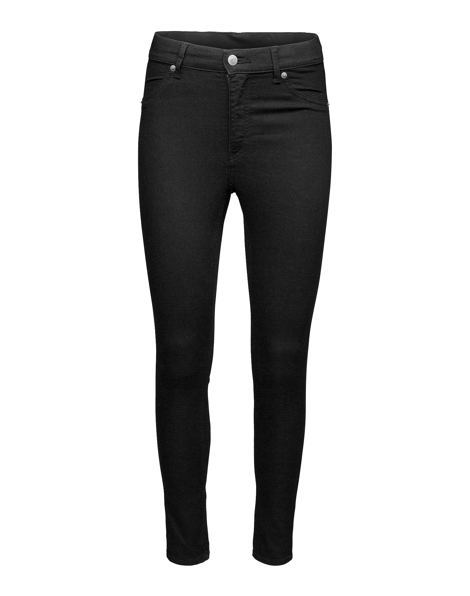 CHEAP MONDAY Dames Jeans zwart