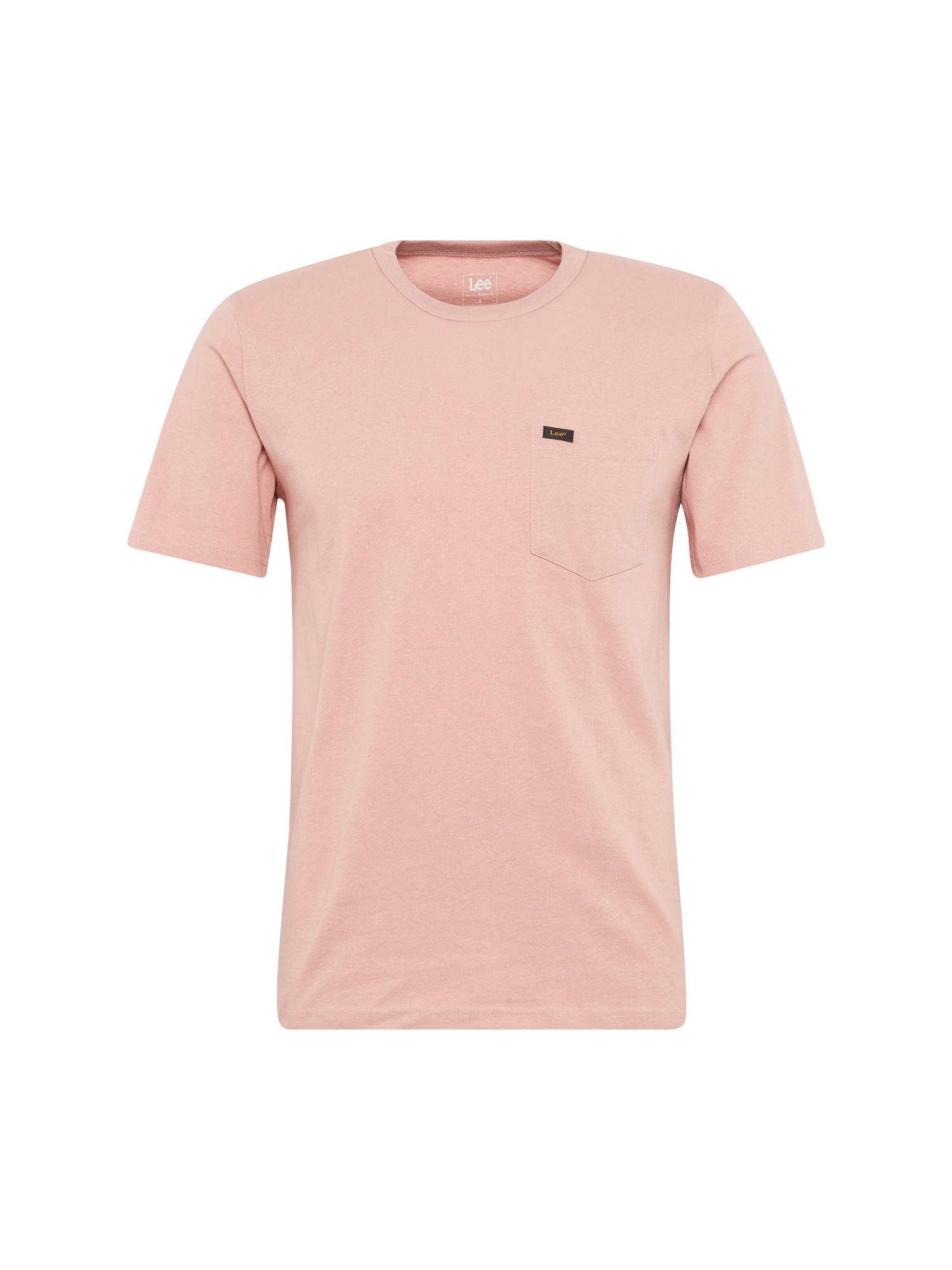 Lee Heren Shirt POCKET rosa