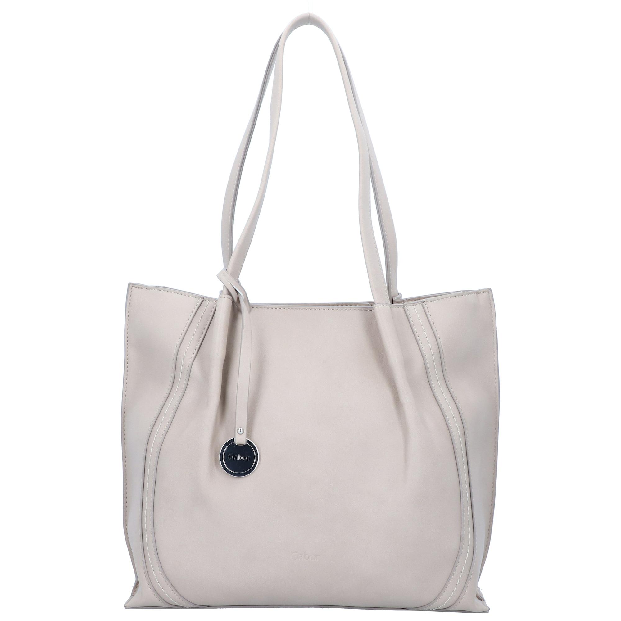 Schultertasche 'Enza' 33 cm | Taschen > Handtaschen > Schultertaschen | Beige | Gabor