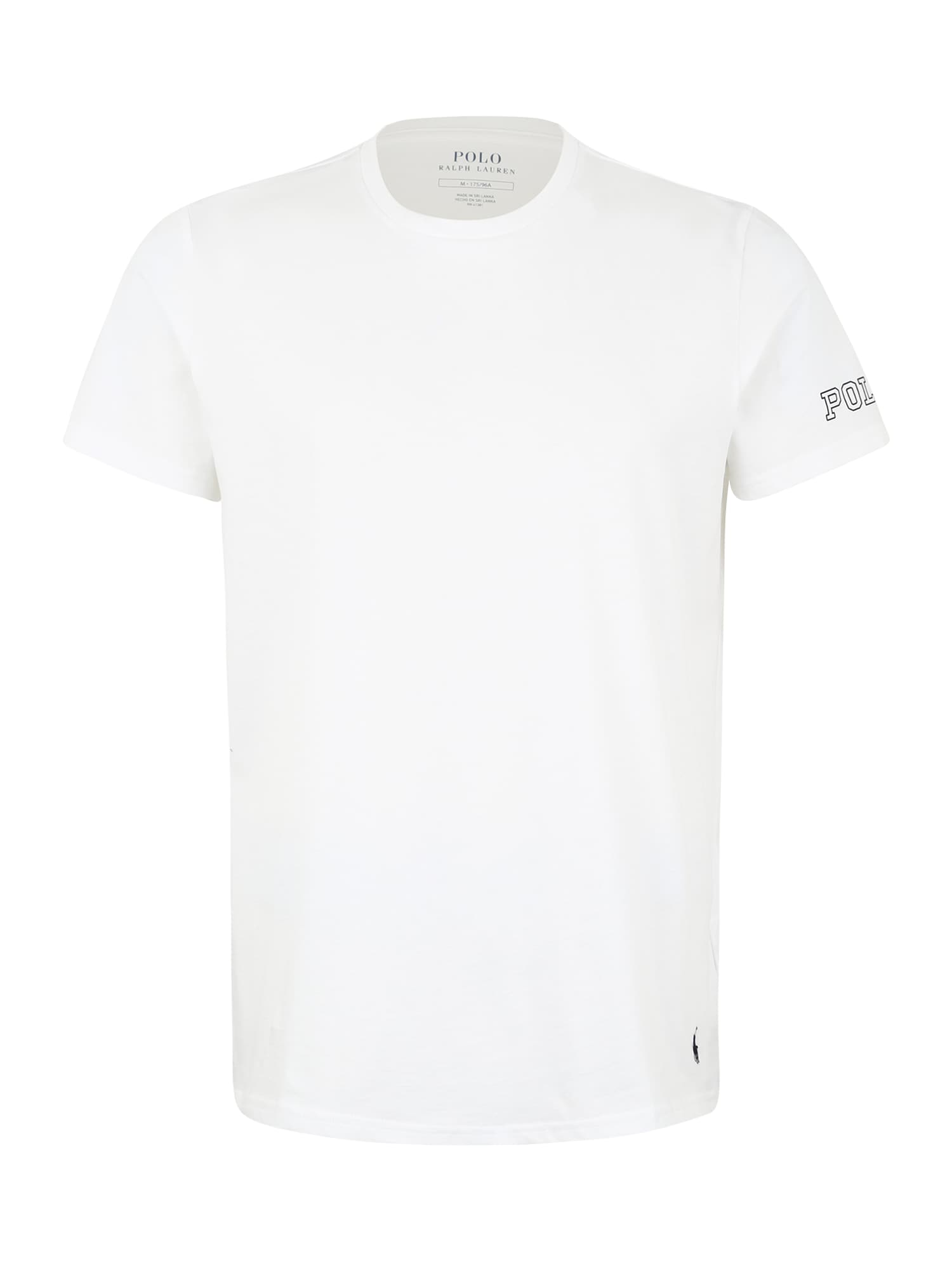Tílko SS CREW-CREW-SLEEP TOP bílá POLO RALPH LAUREN