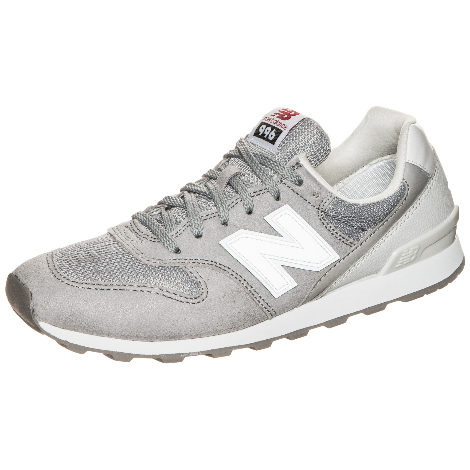 New Balance, Dames Sneakers laag 'WR996-HS', grijs / wit