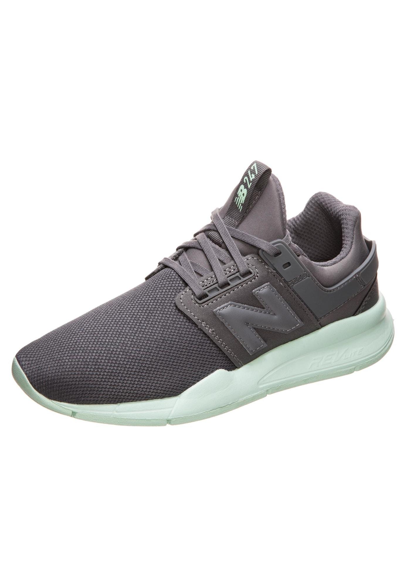 Sneaker 'WS247-OC-B'   Schuhe > Sneaker   Grau - Mint   New Balance