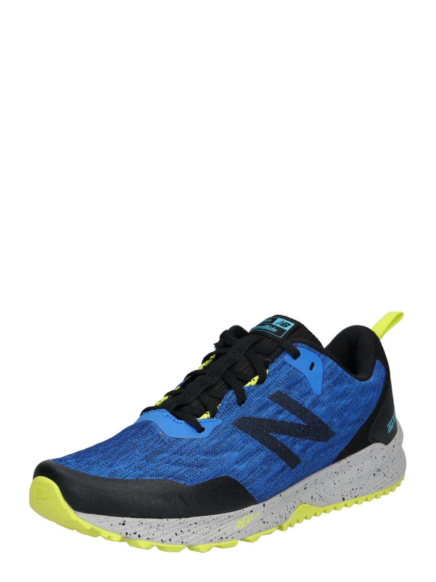 Sportovní boty Nitrel v3 tmavě modrá žlutá New Balance