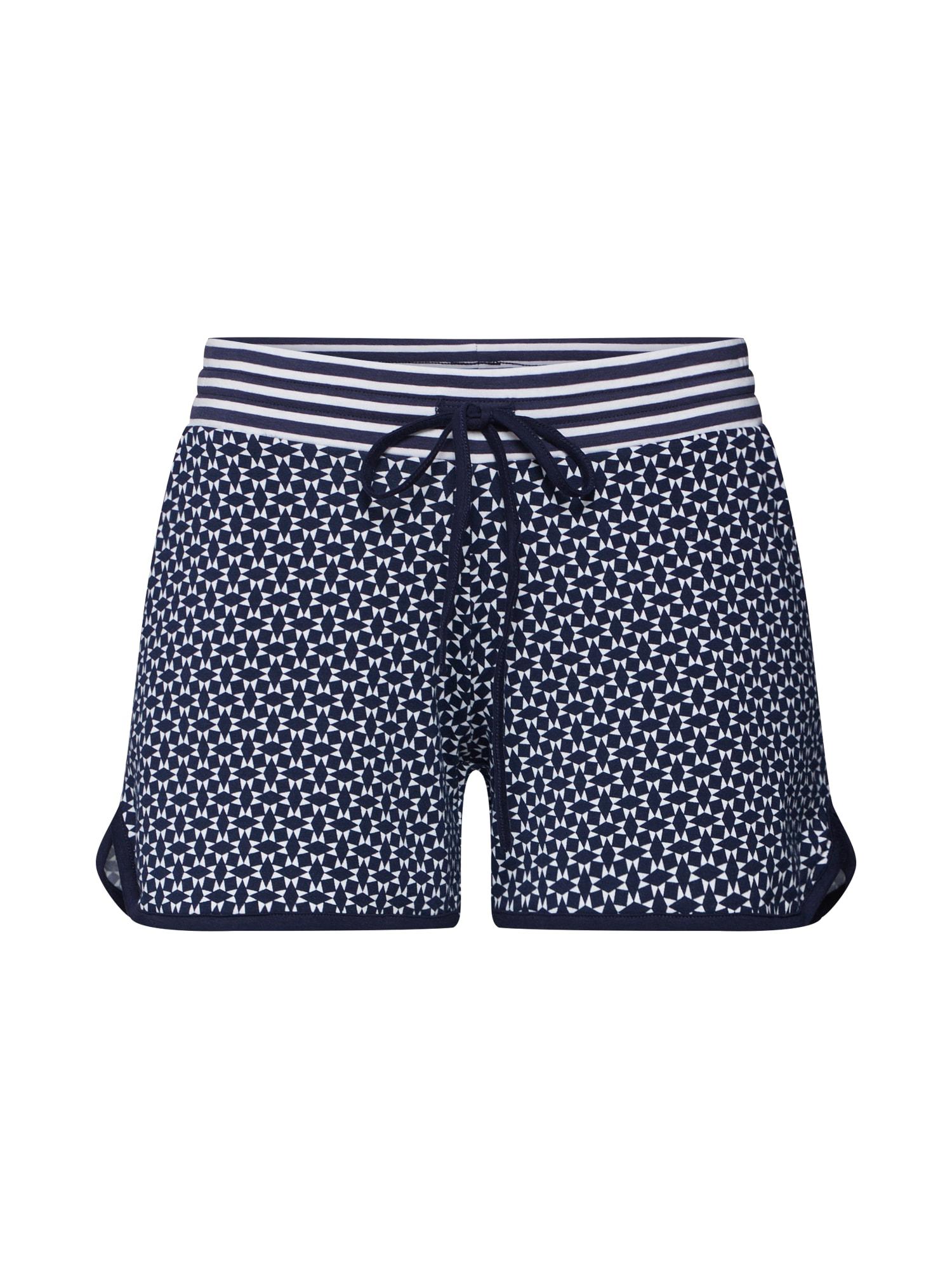 Pyžamové kalhoty NIGHT2DAY NOS tmavě modrá Mey