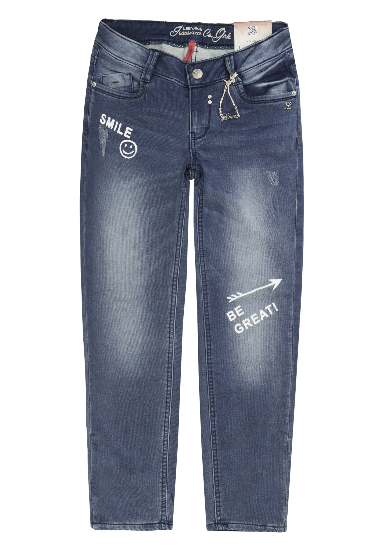 Hose Jeans Boyfriend Style Girls MID Mädchen Ki...