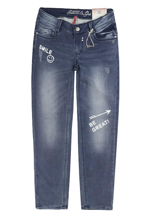 Lemmi Hose Jeans Boyfriend Style Girls MID Mädc...