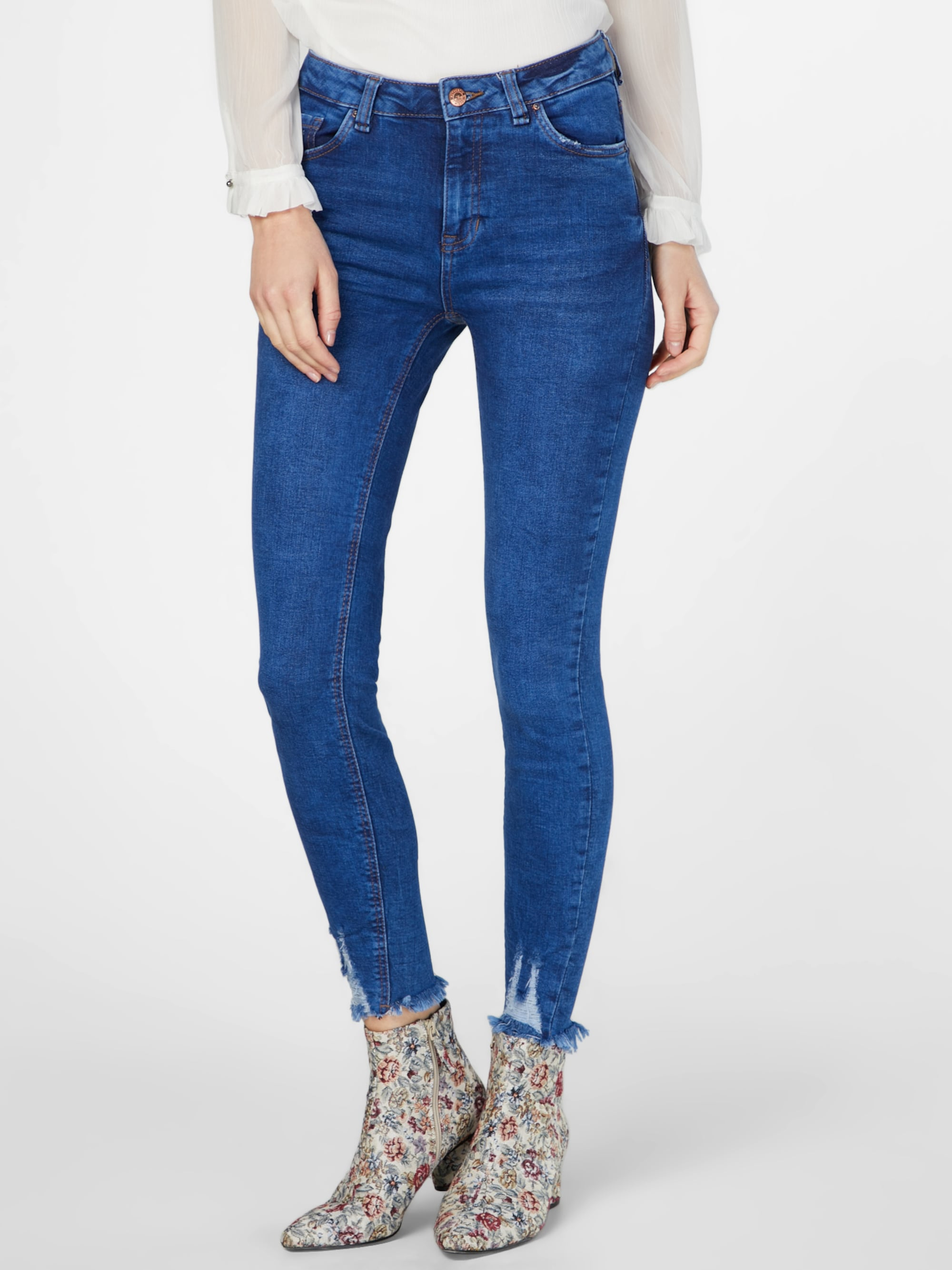 Jeans 'MOONLIGHT CATSCRATCH'