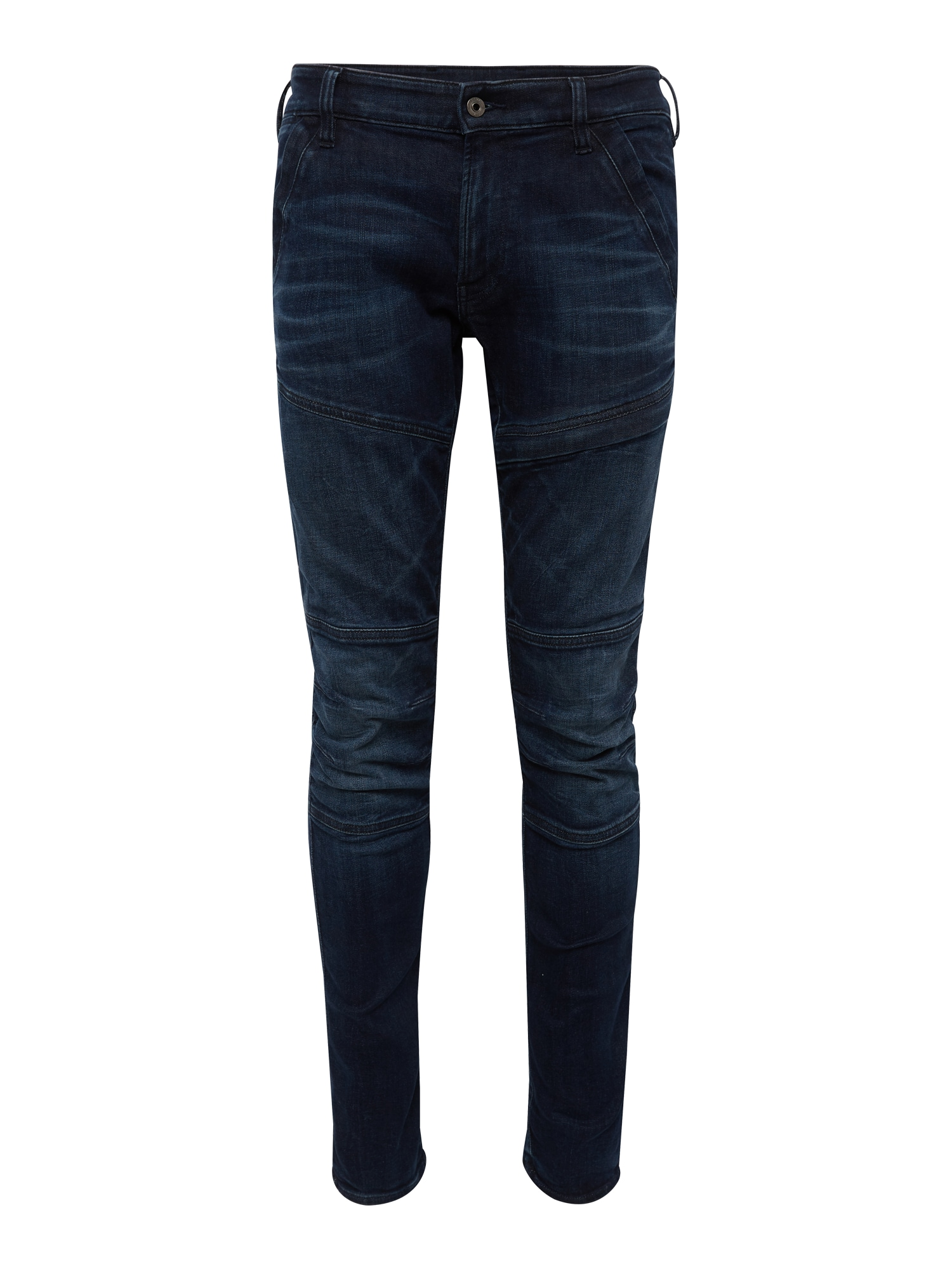 G-STAR RAW Heren Jeans Rackam Super Slim blue denim
