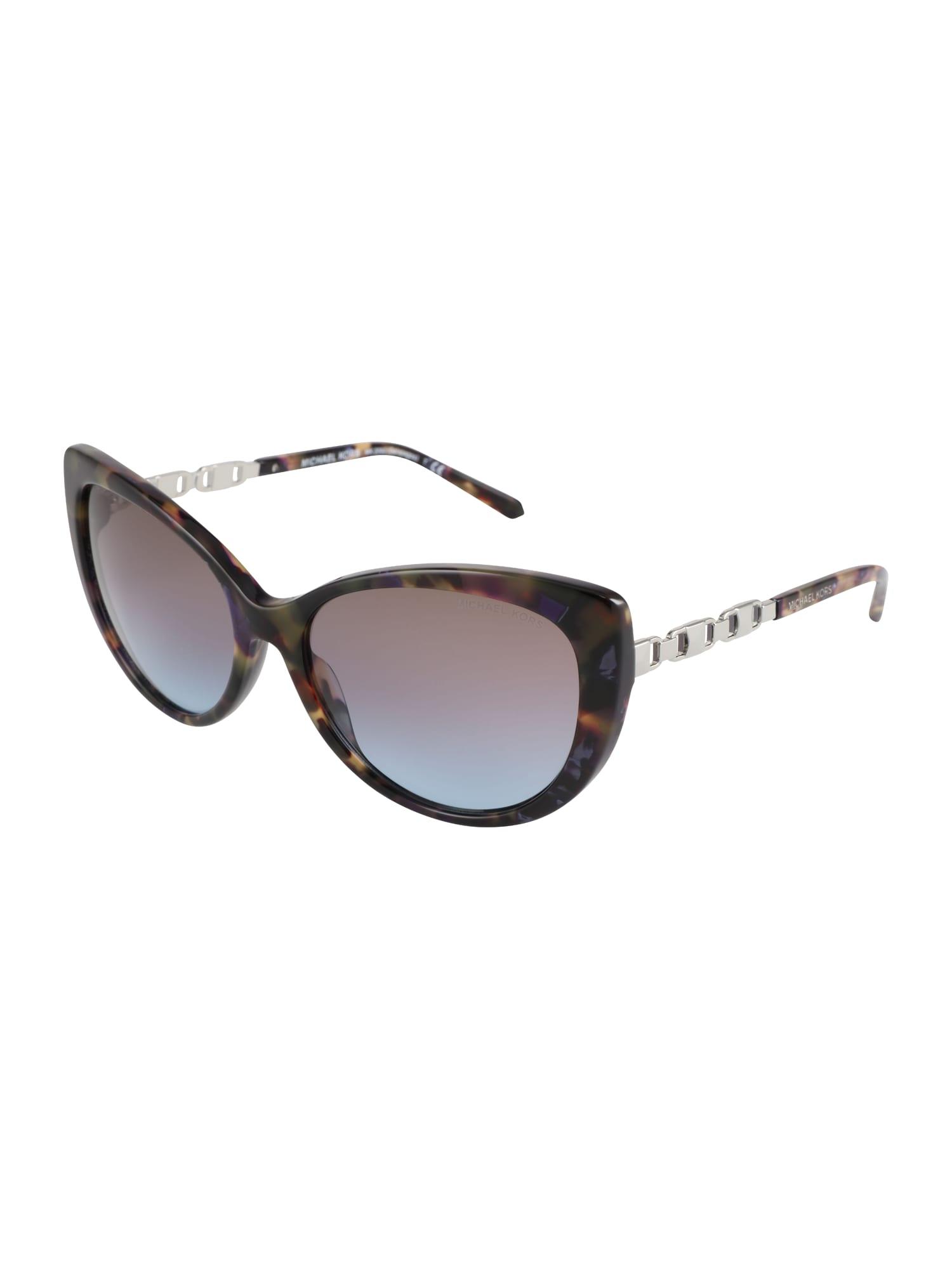 Sluneční brýle GALAPAGOS modrá Michael Kors