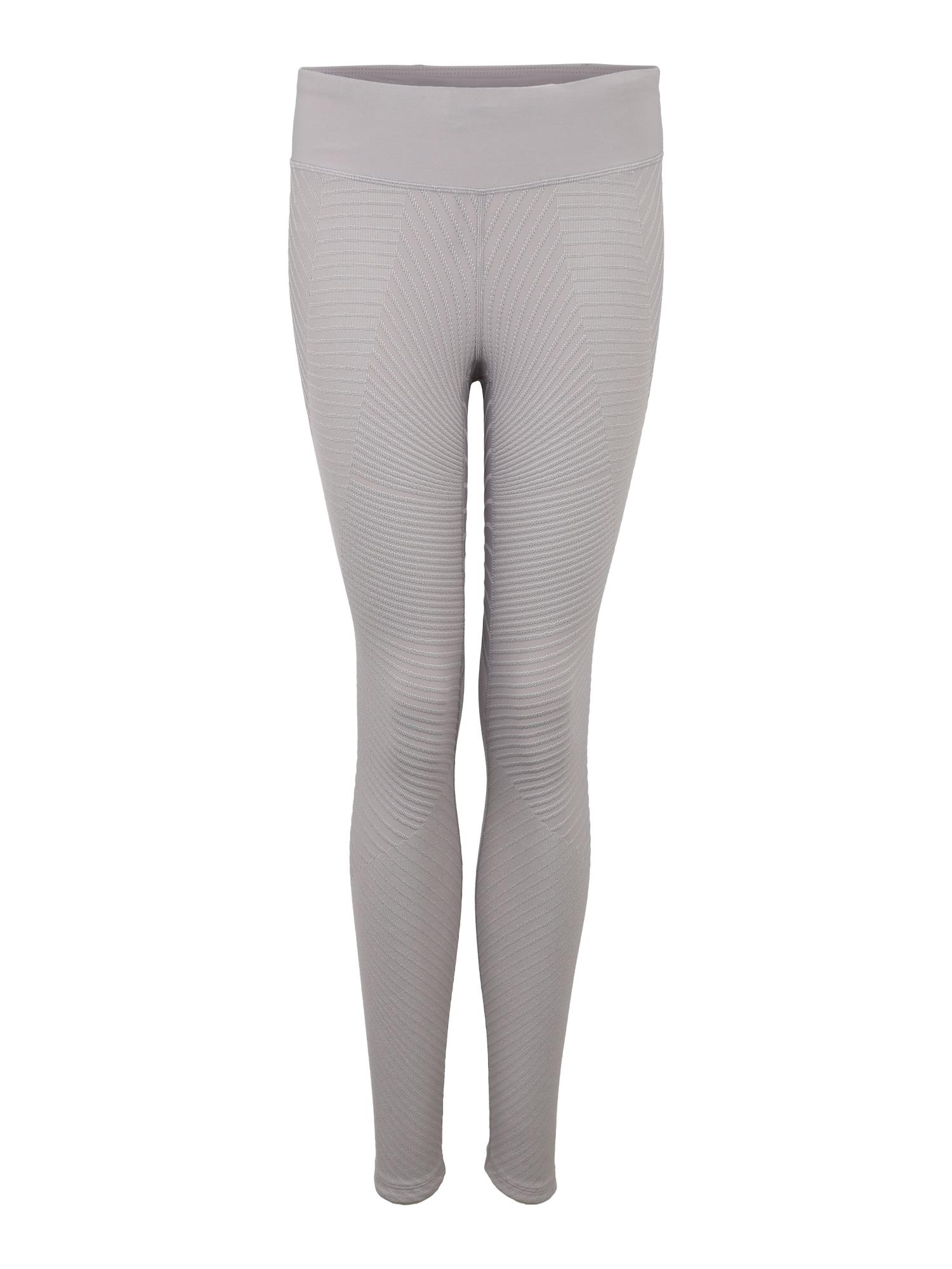 Sportovní kalhoty W NK EPIC LX TGHT NV šedá NIKE