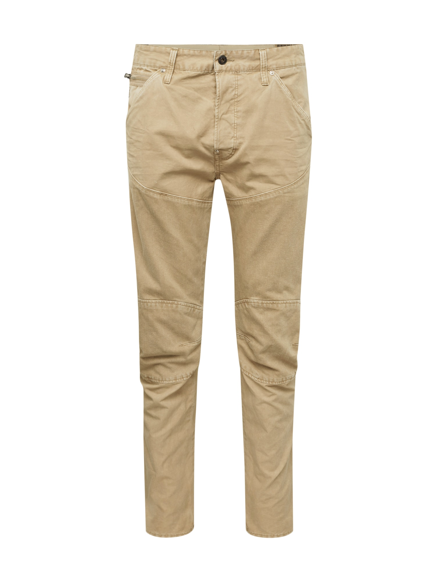 Kalhoty 5620 3d strike straight tapered pm coj khaki G-STAR RAW