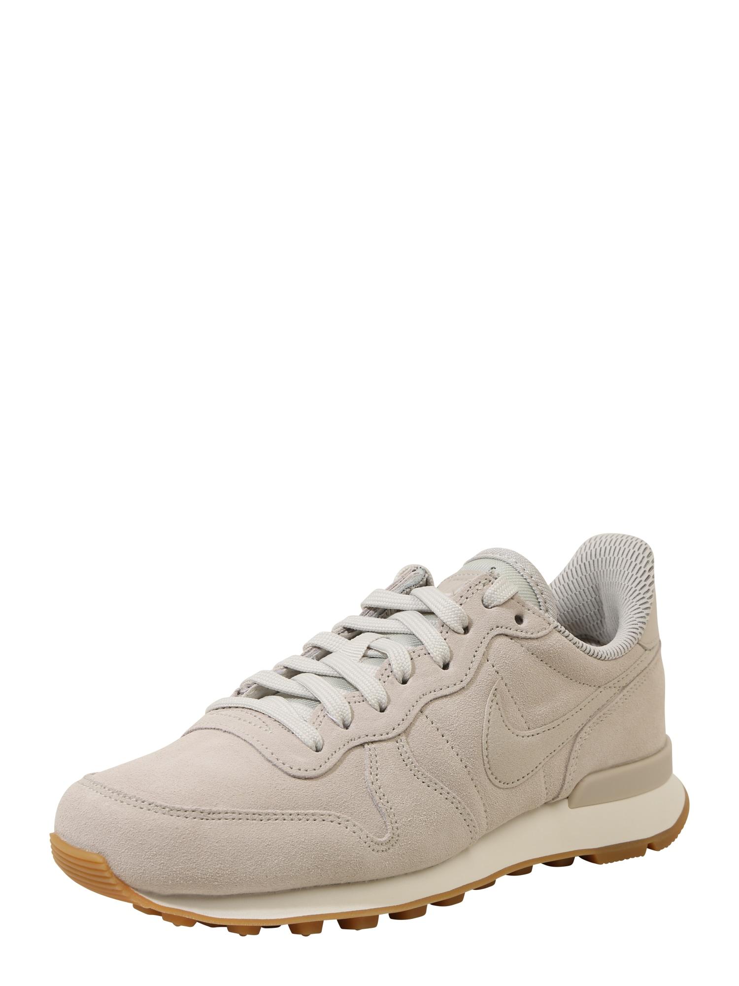 Tenisky Internationalist béžová Nike Sportswear