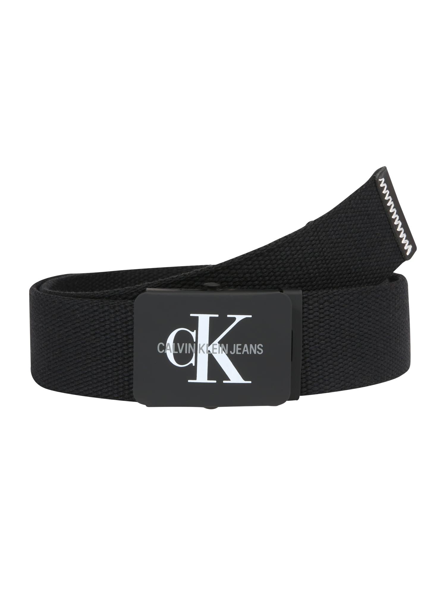 Opasek černá Calvin Klein