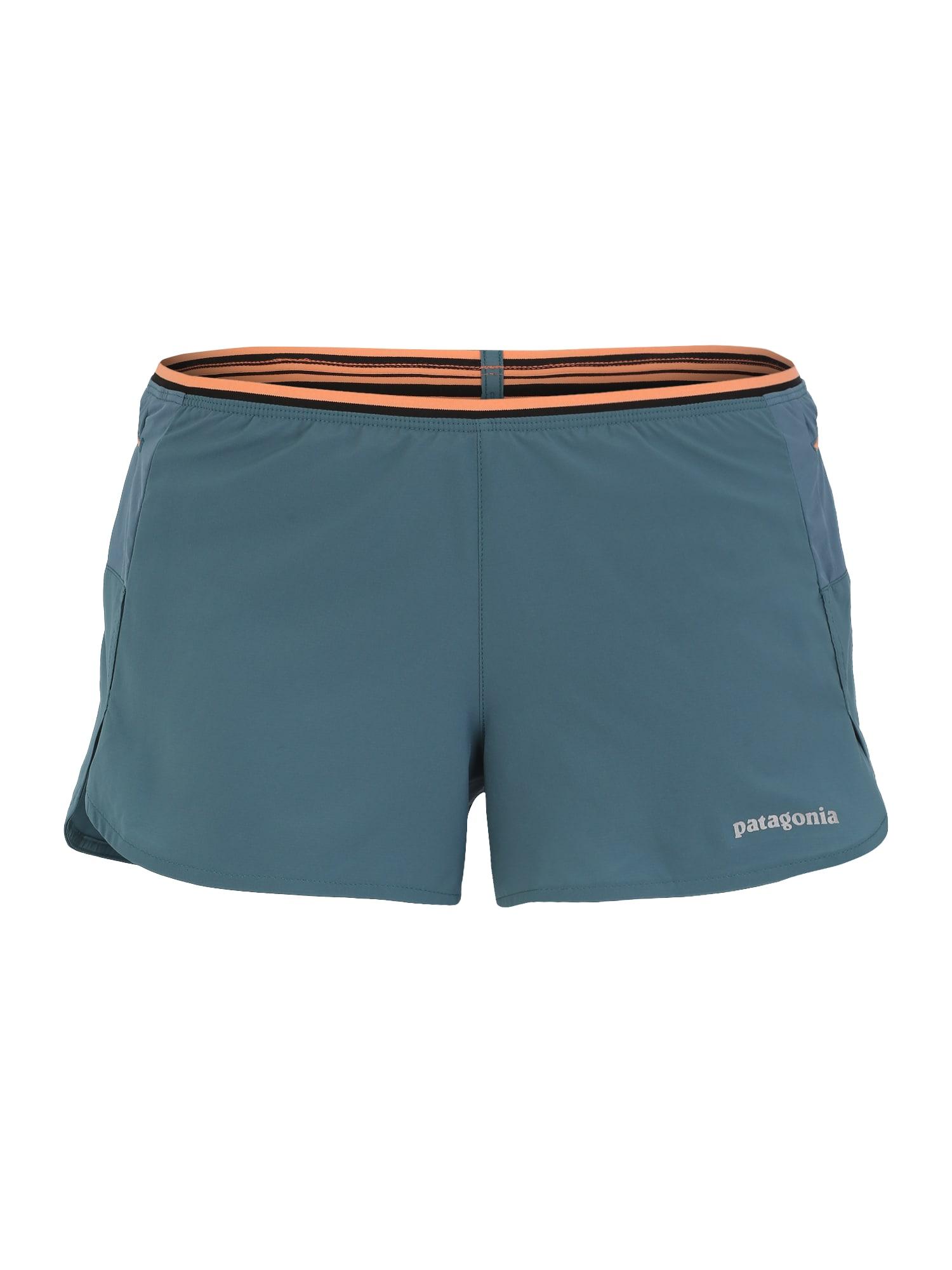 Sportovní kalhoty Ws Strider Pro Shorts - 3 in. nefritová broskvová PATAGONIA
