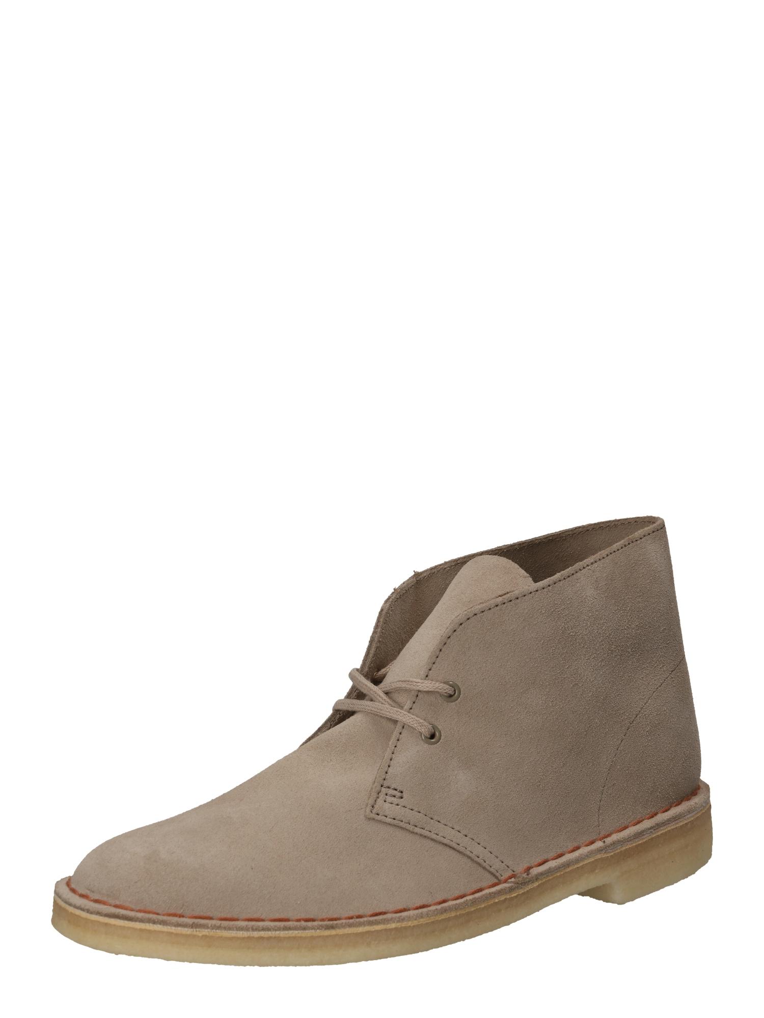 Kotníkové boty písková Clarks Originals