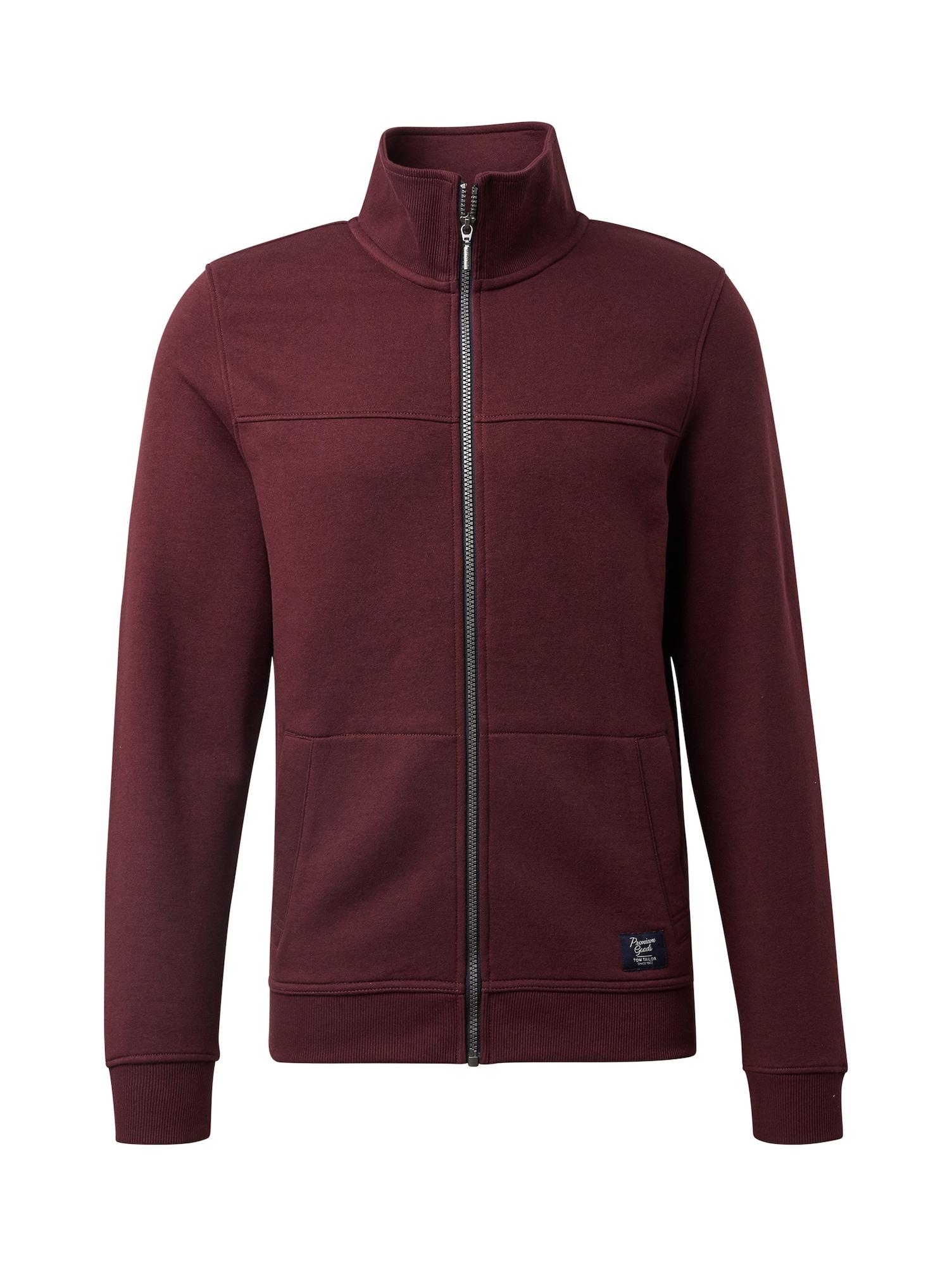 Sweatjacke | Bekleidung > Sweatshirts & -jacken | TOM TAILOR