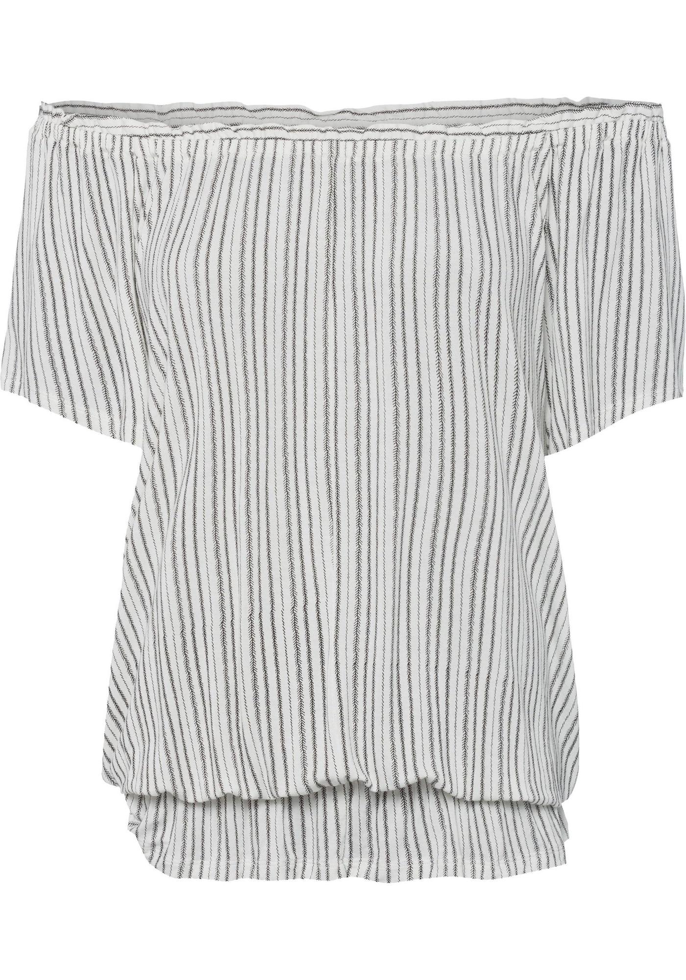 LASCANA Carmenshirt | Bekleidung > Shirts > Carmenshirts & Wasserfallshirts | Grau | Lascana