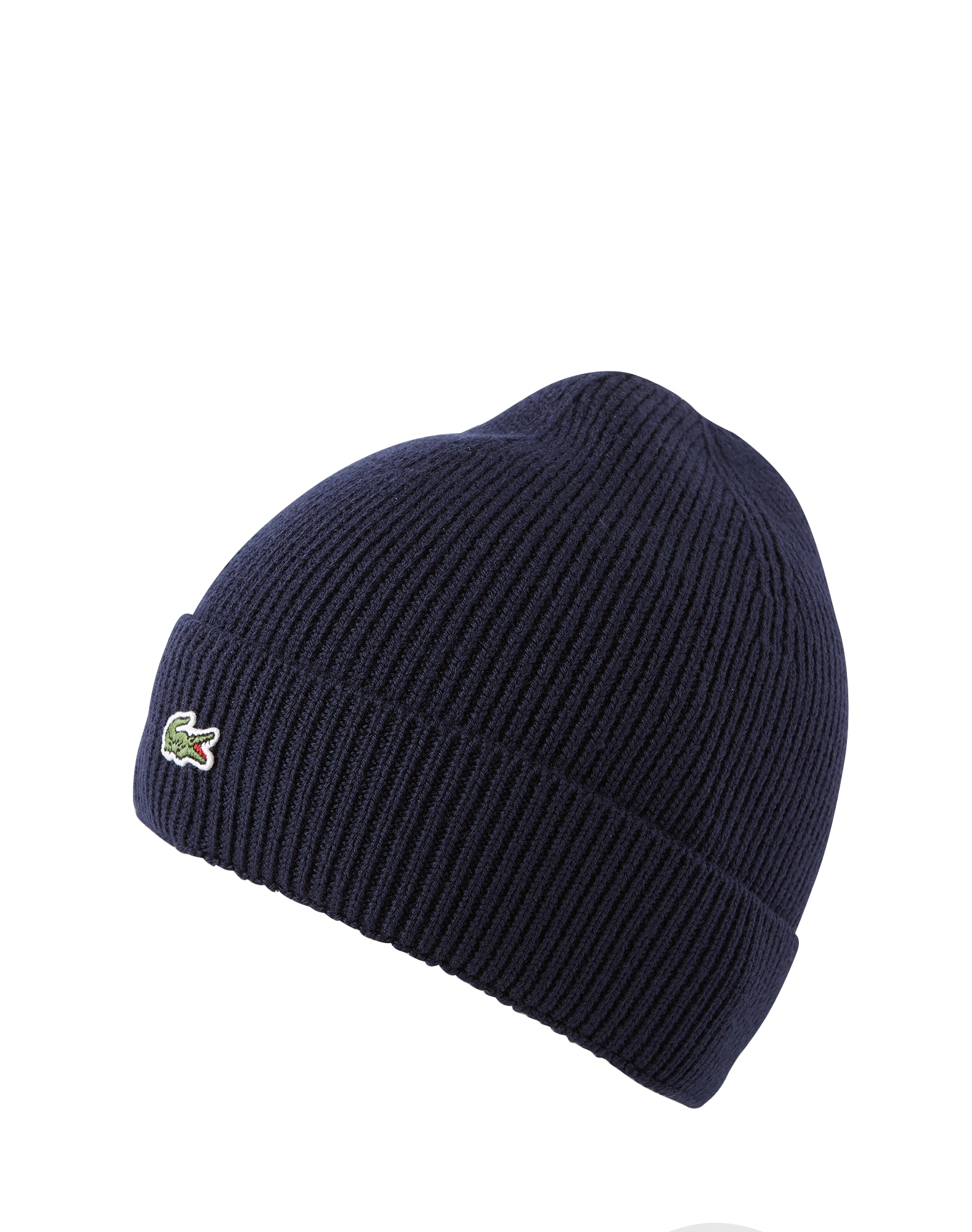 Lacoste Turned Edge Beanie