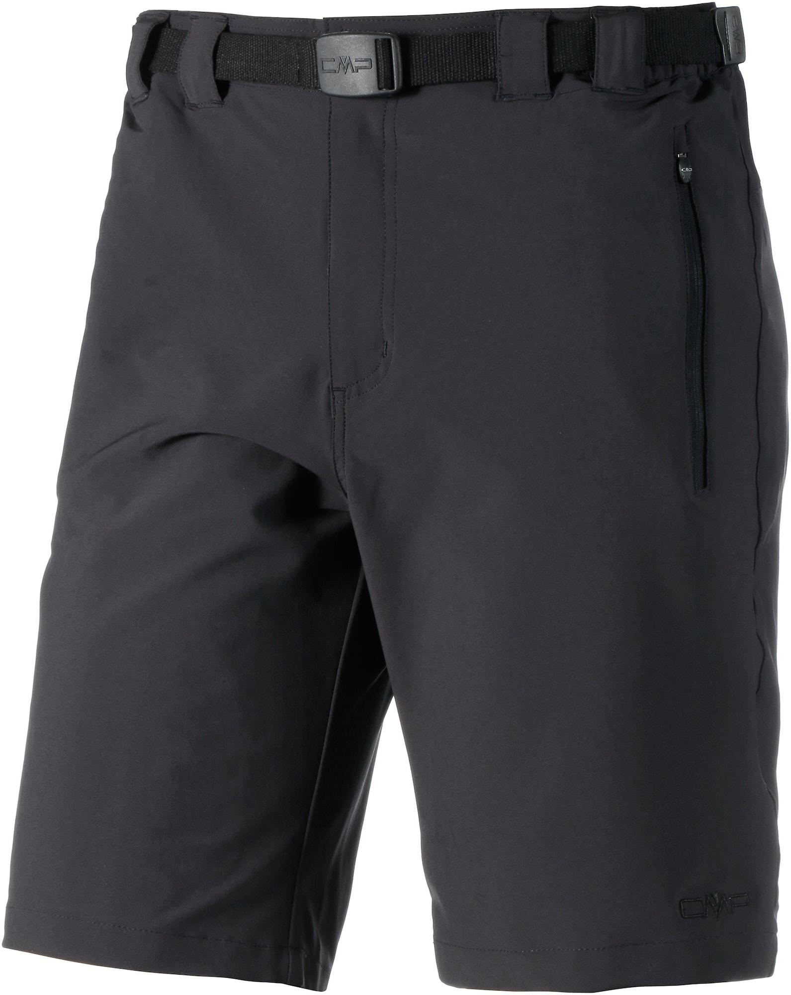 Outdoorové kalhoty tmavě šedá CMP