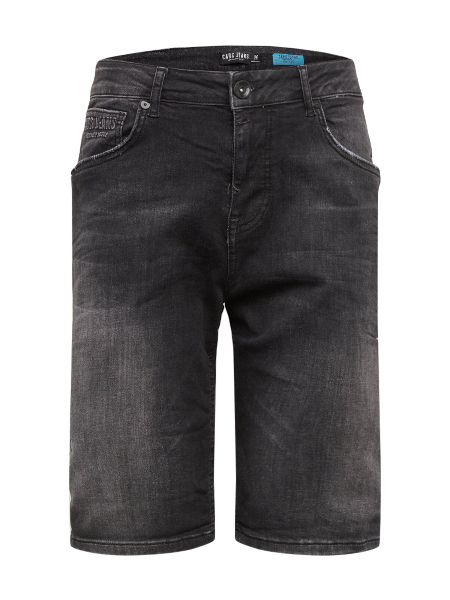 Cars Jeans Džíny 'Trevor'  černá džínovina