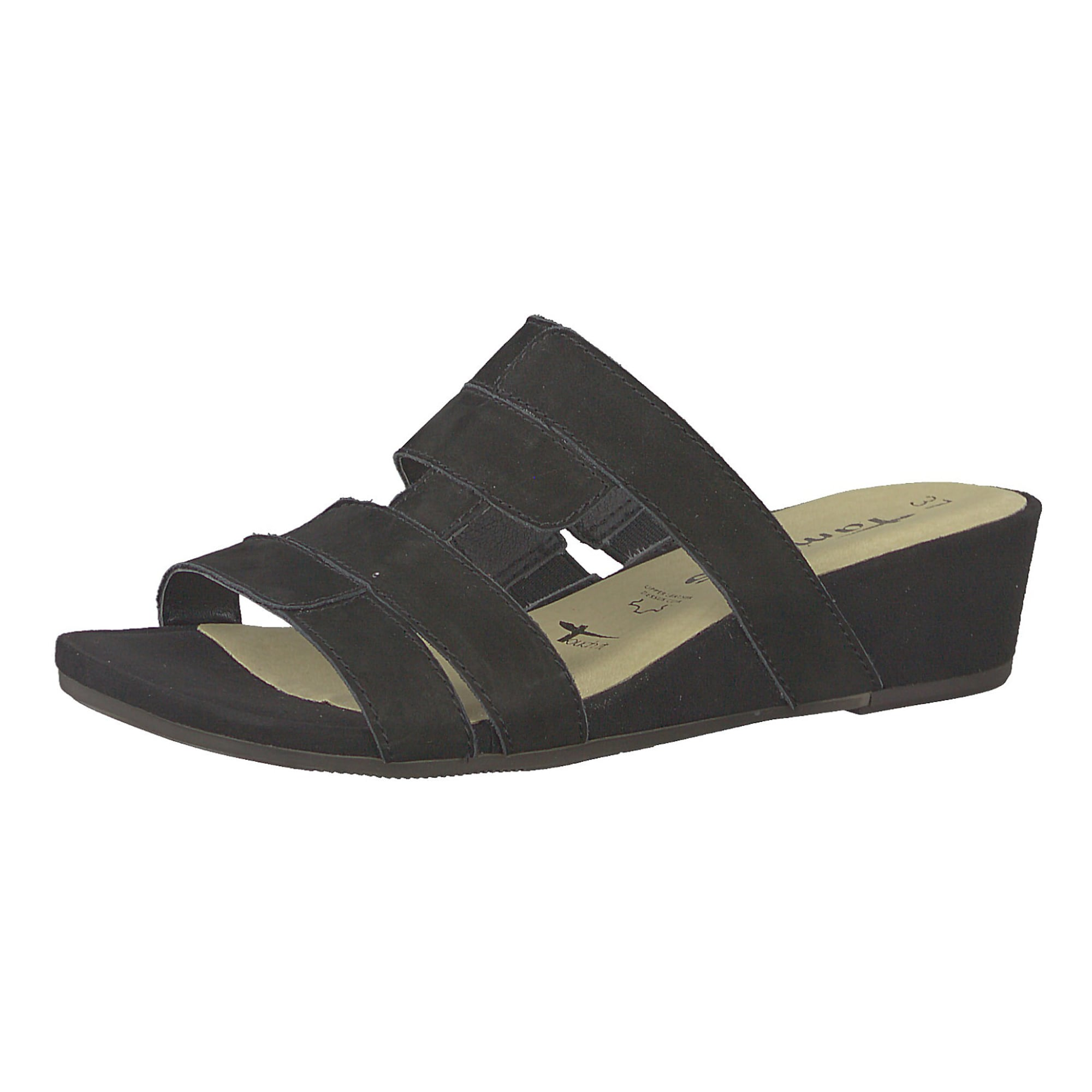 Pantoletten | Schuhe > Clogs & Pantoletten | Schwarz | tamaris