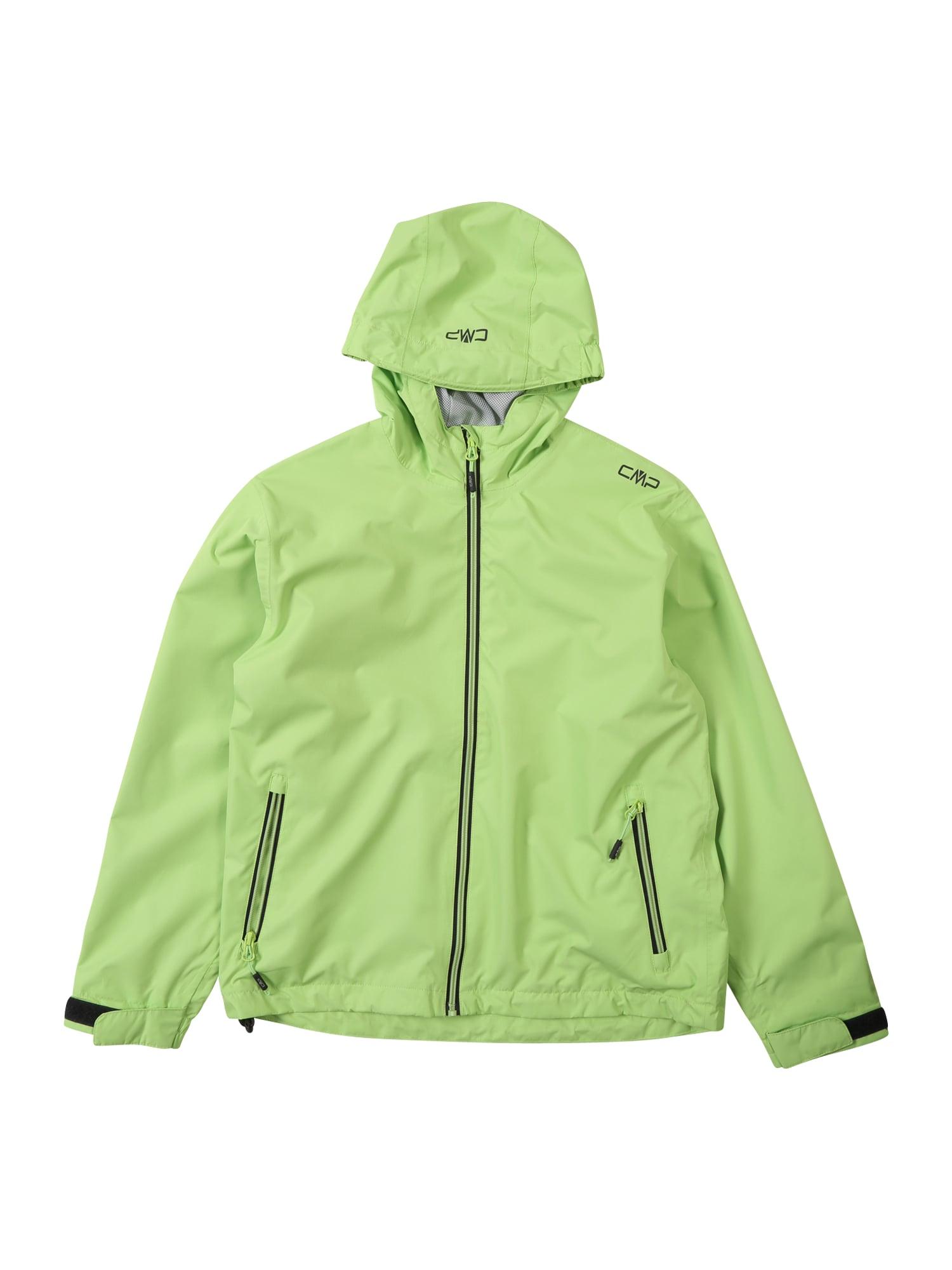 Funkční bunda zelená CMP